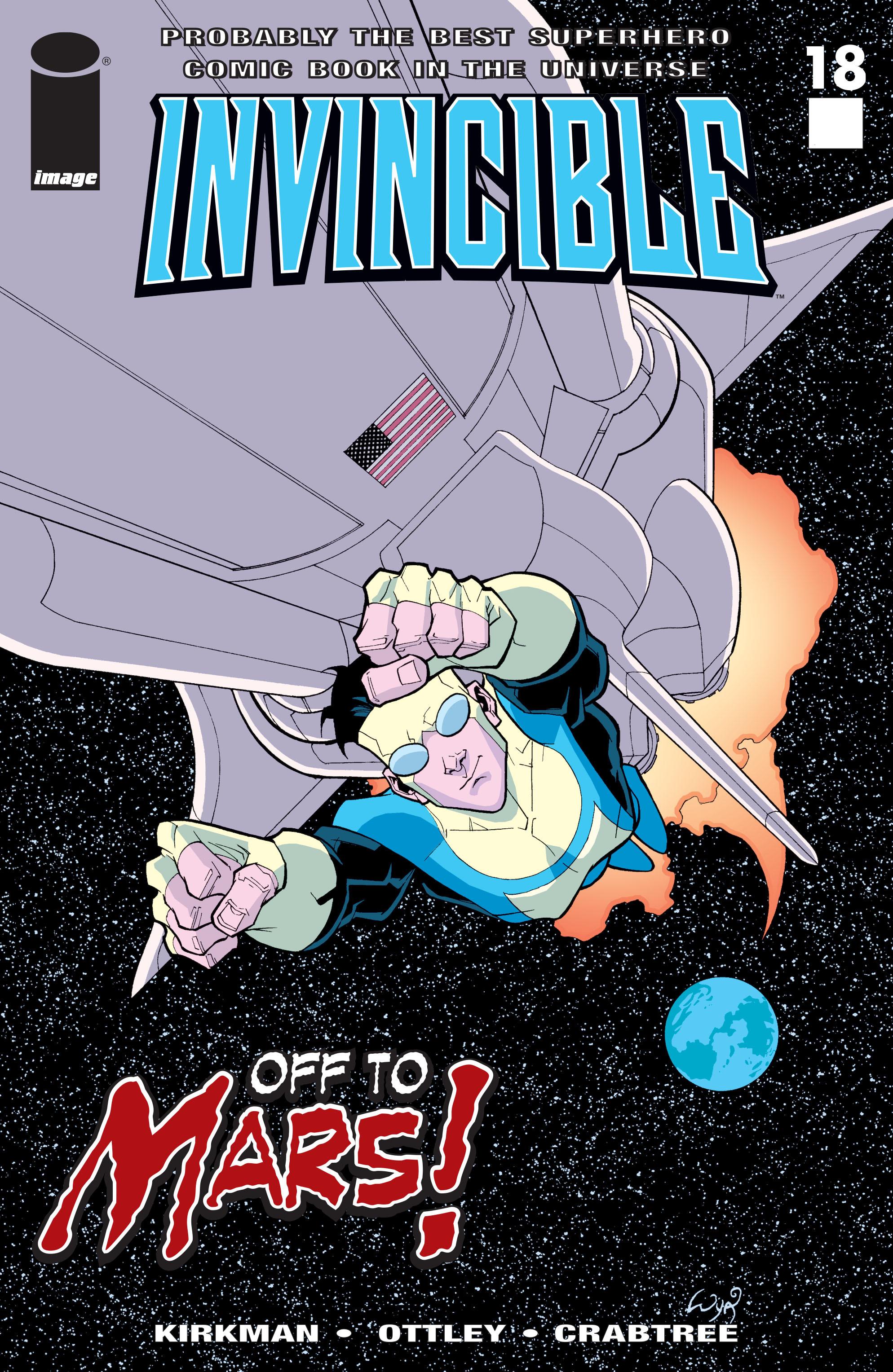 Invincible 18 Page 1