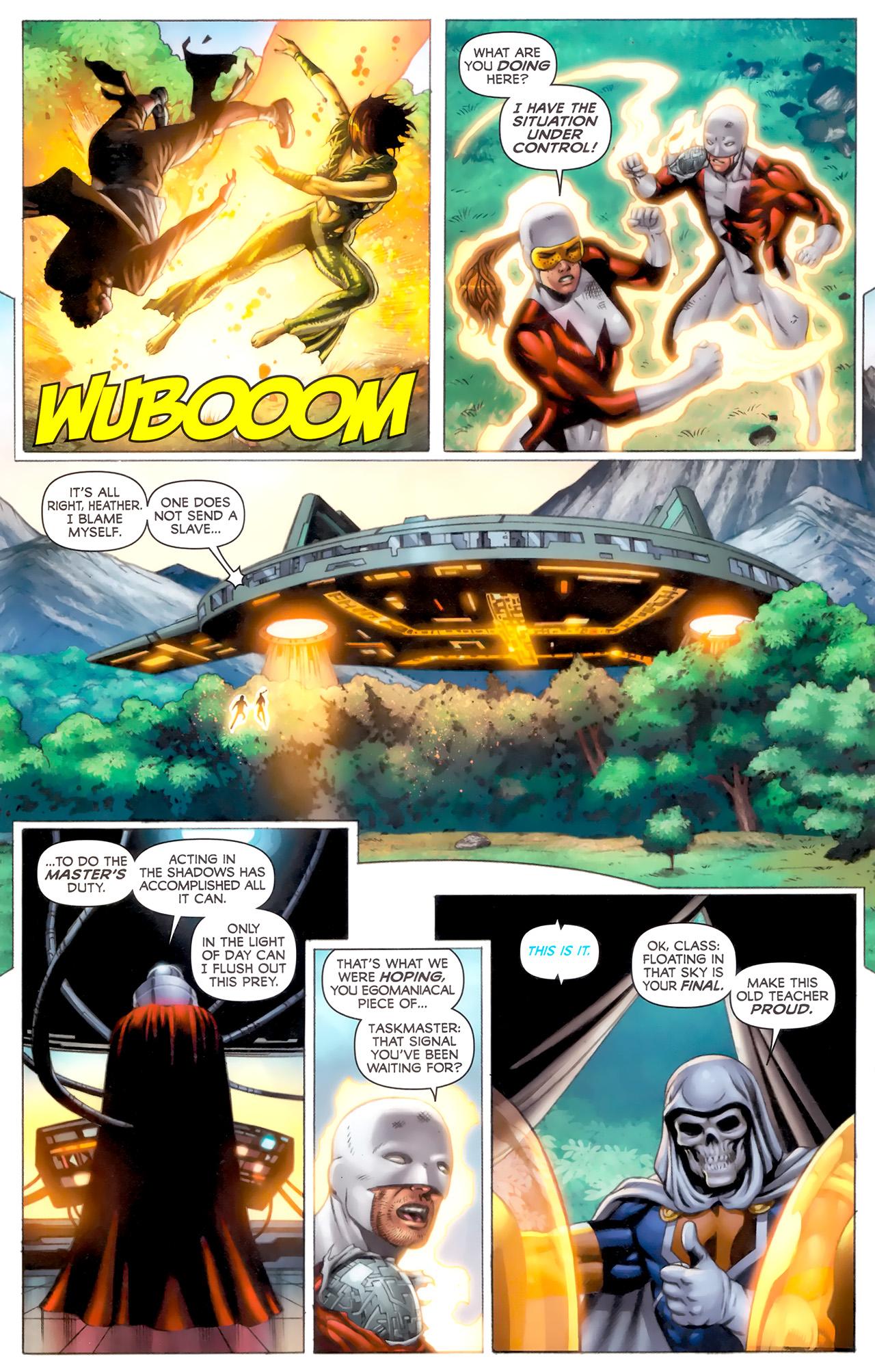 Read online Alpha Flight (2011) comic -  Issue #8 - 13