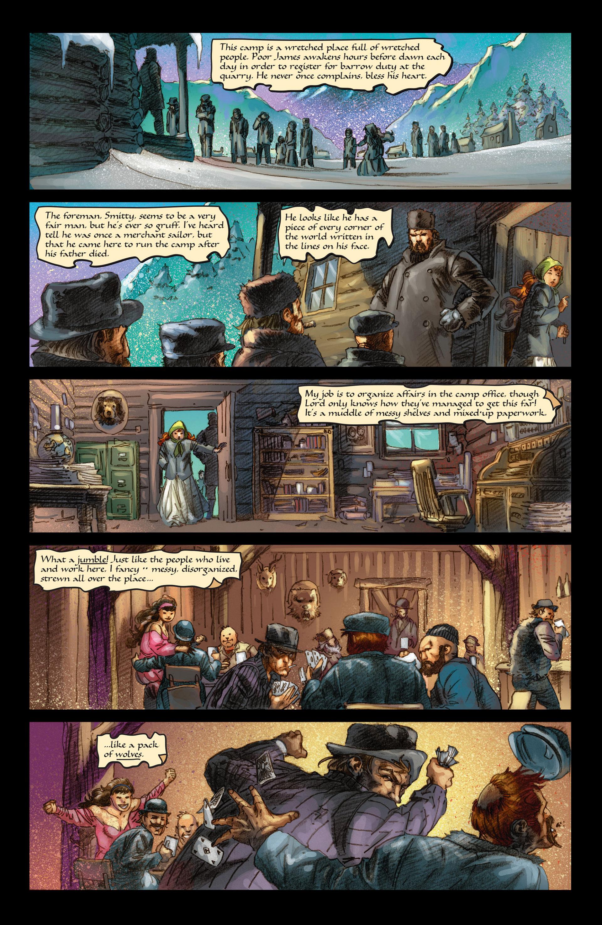 Read online Wolverine: The Origin comic -  Issue #4 - 9