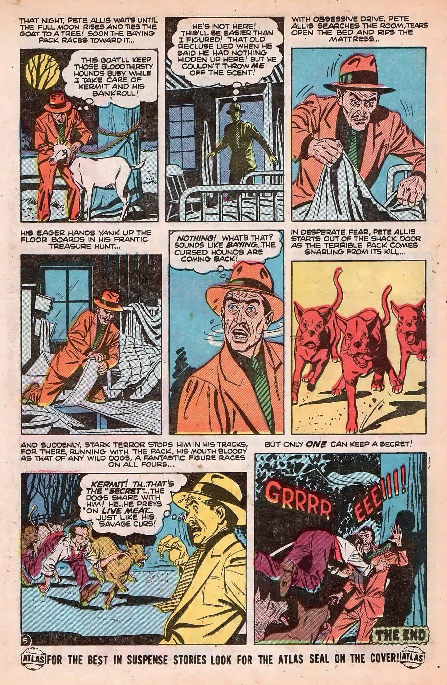 Read online Adventures into Weird Worlds comic -  Issue #20 - 14