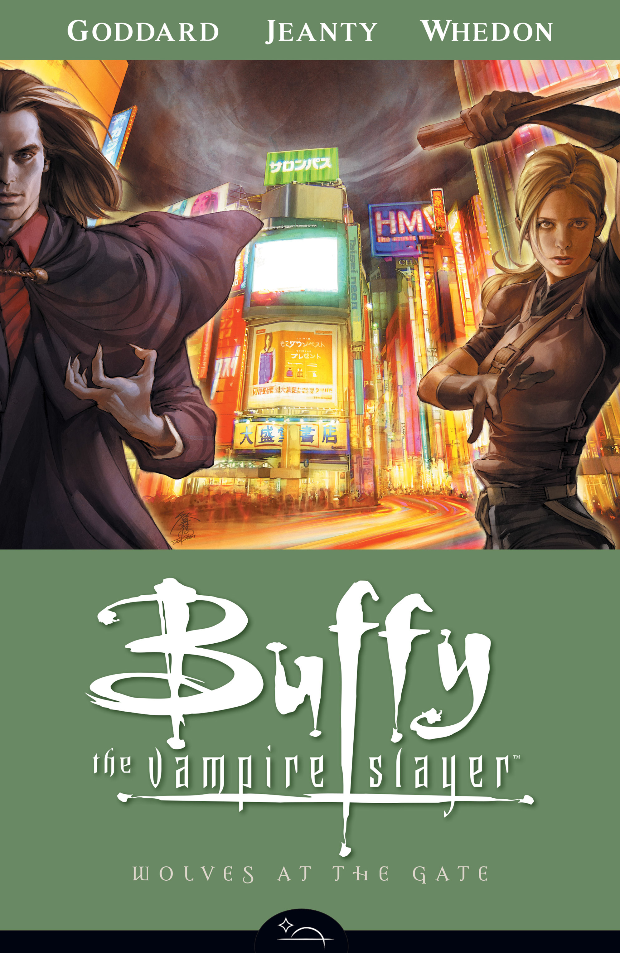 Buffy the Vampire Slayer Season Eight _TPB_3_-_Wolves_at_the_Gate Page 1