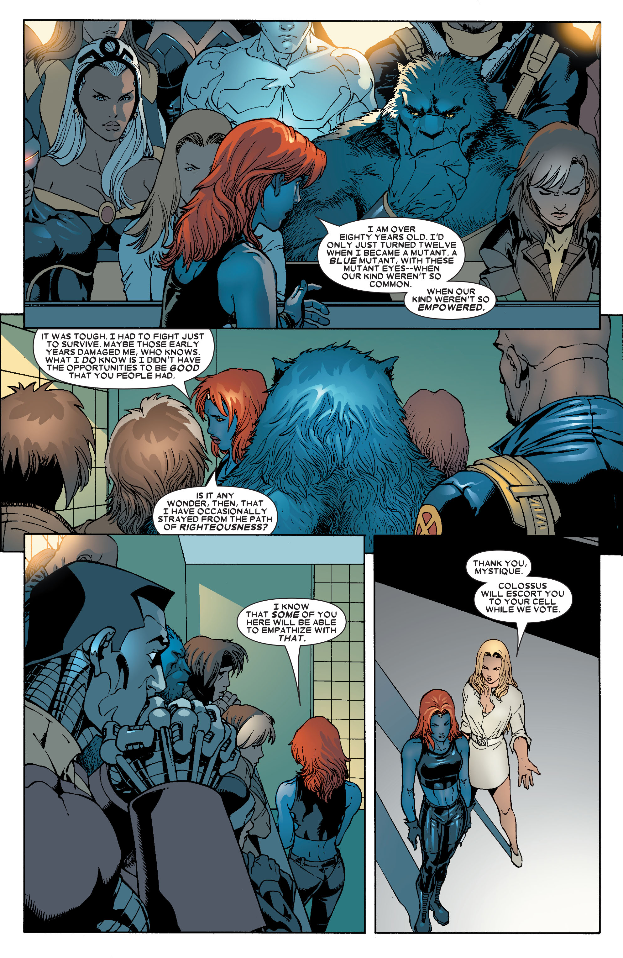 X-Men (1991) 174 Page 13