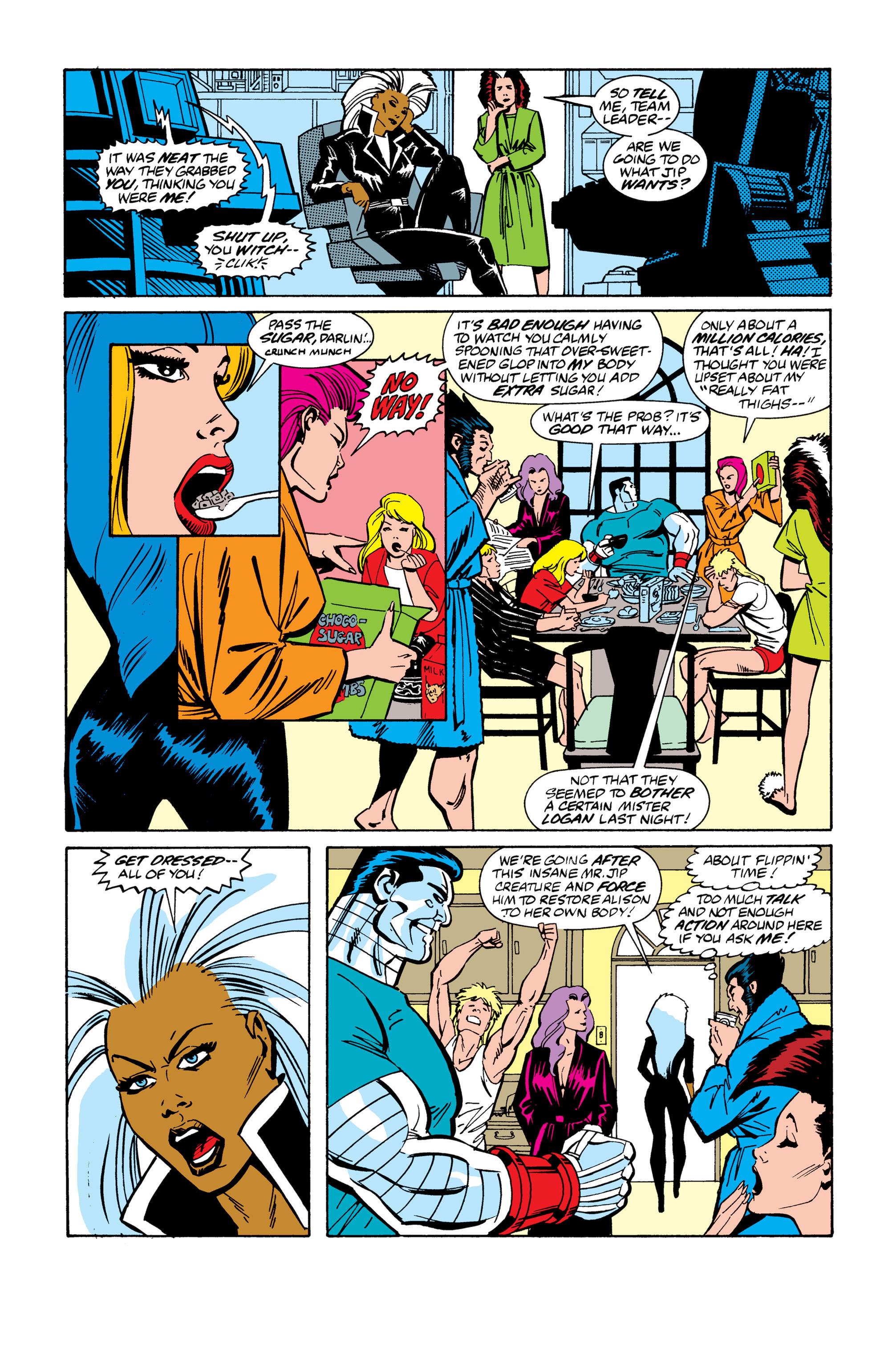 Read online Uncanny X-Men (1963) comic -  Issue # _Annual 13 - 8