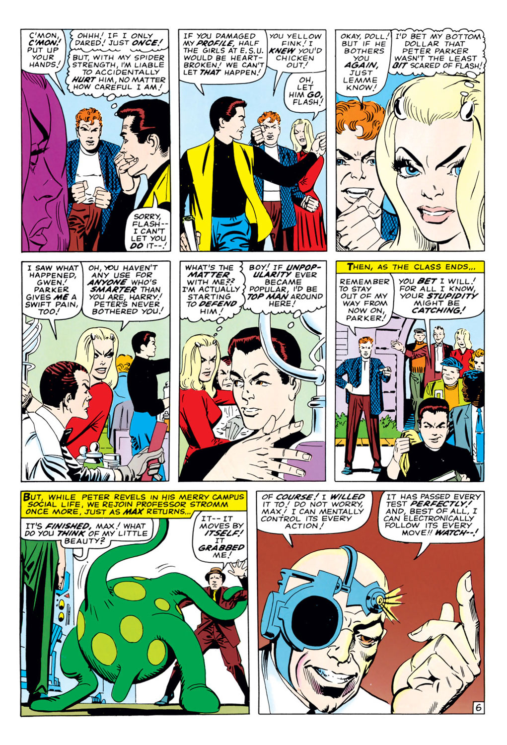 The Amazing Spider-Man (1963) 37 Page 6