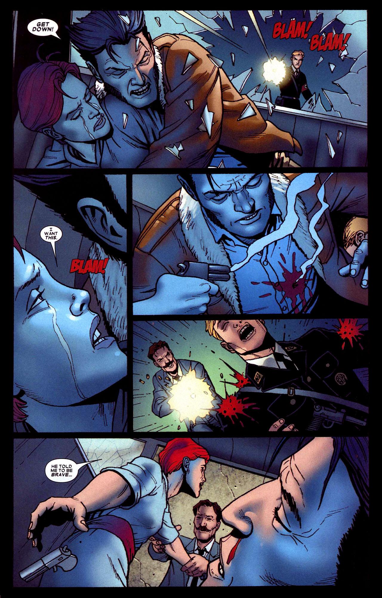 Read online Wolverine: Origins comic -  Issue #16 - 15