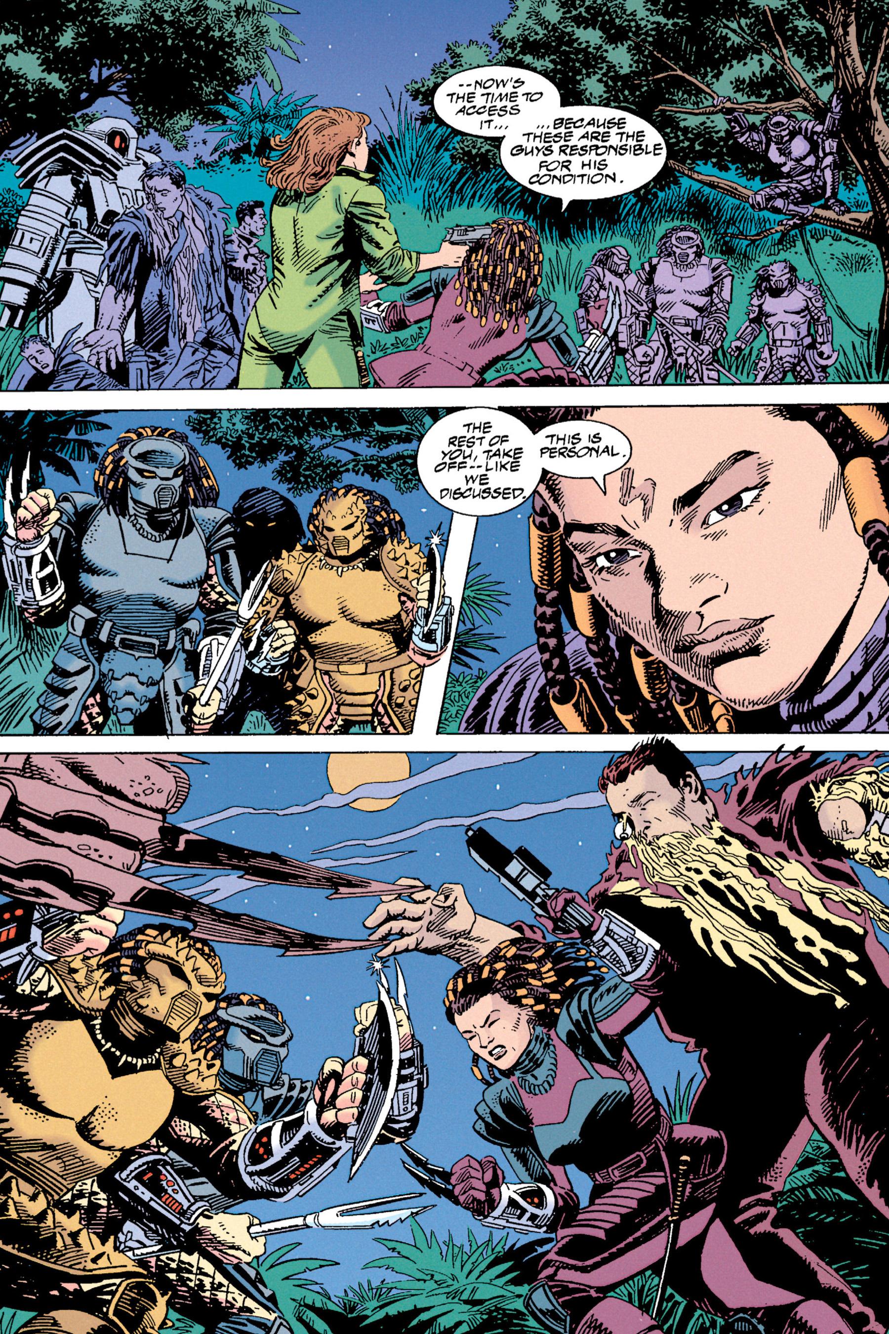 Read online Aliens vs. Predator Omnibus comic -  Issue # _TPB 1 Part 4 - 29