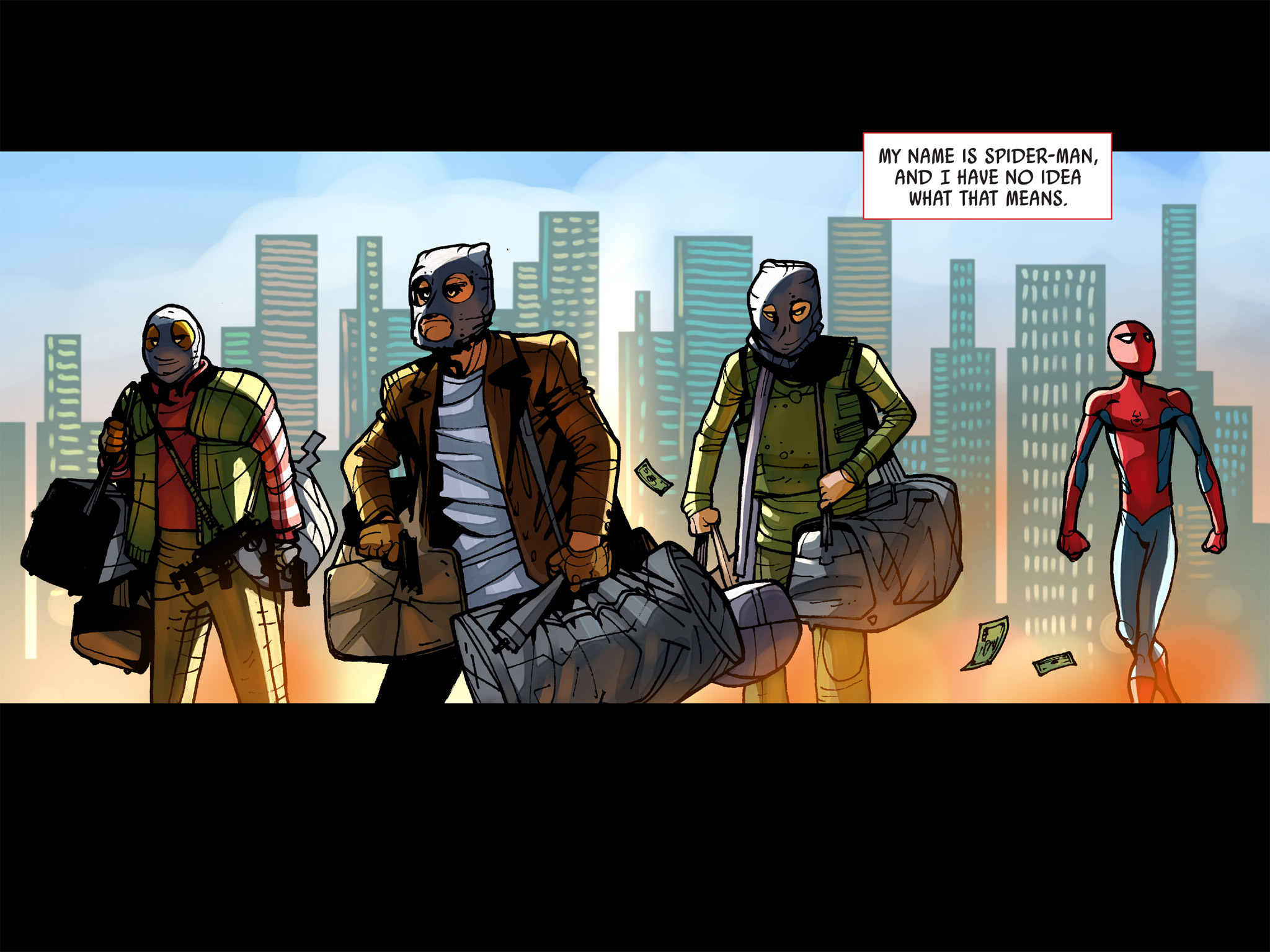 Read online Amazing Spider-Man: Who Am I? comic -  Issue # Full (Part 1) - 79