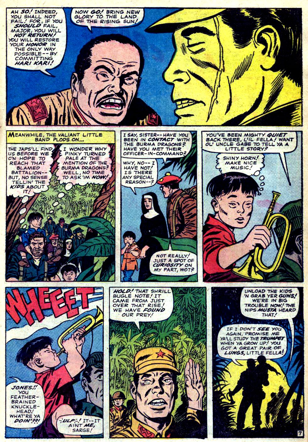 Read online Sgt. Fury comic -  Issue #23 - 11