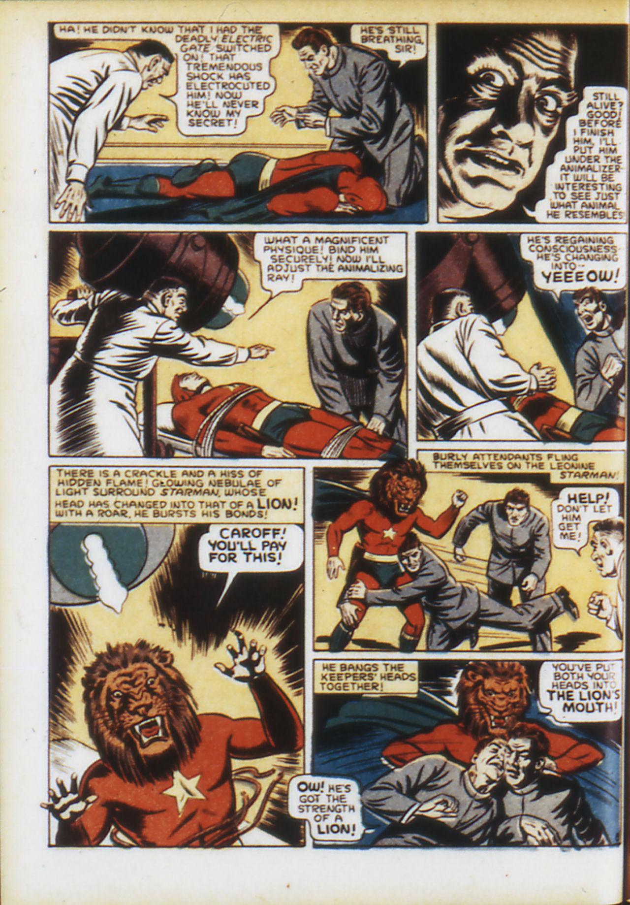Read online Adventure Comics (1938) comic -  Issue #74 - 11