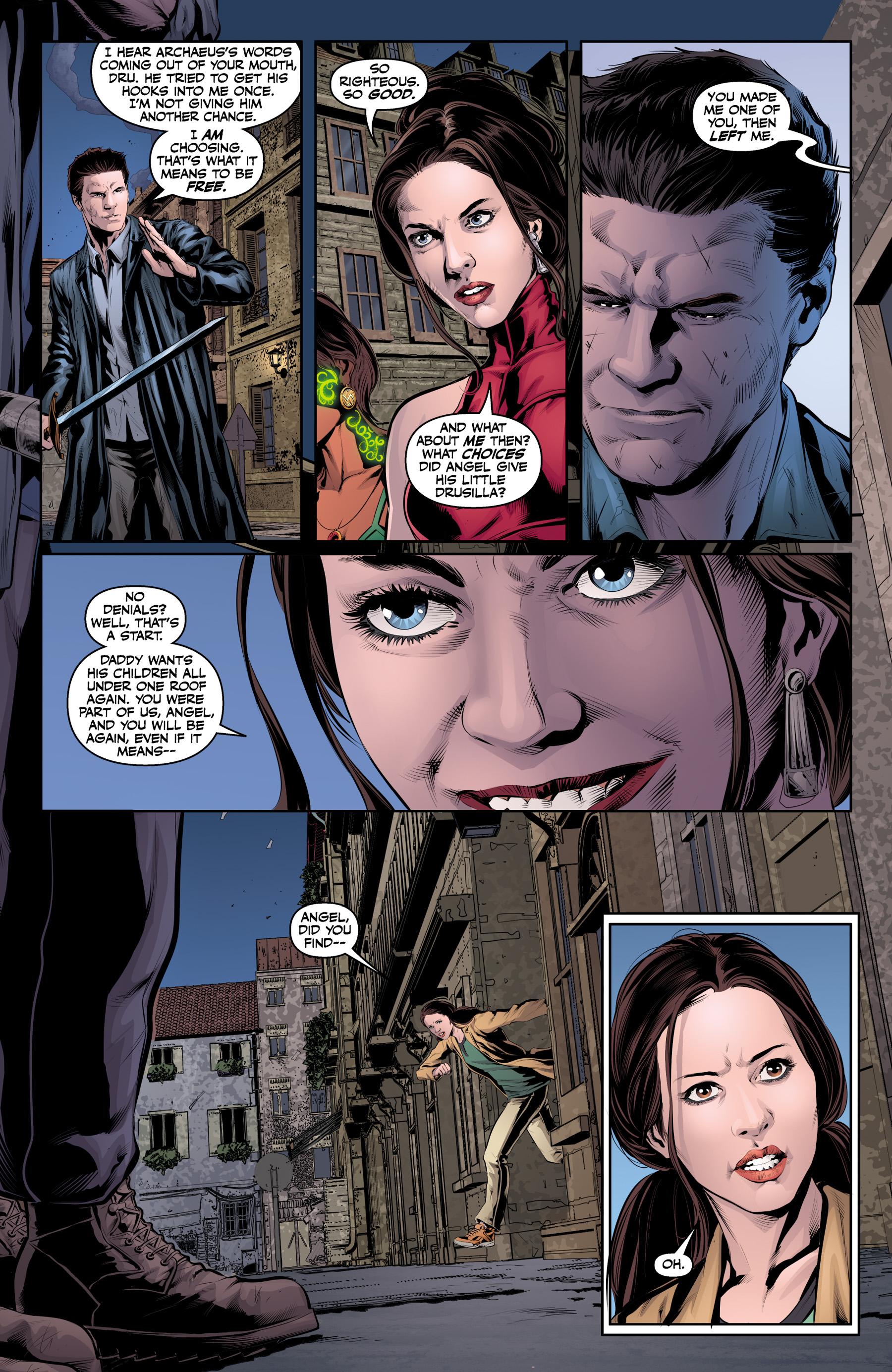 Read online Angel & Faith Season 10 comic -  Issue #20 - 4