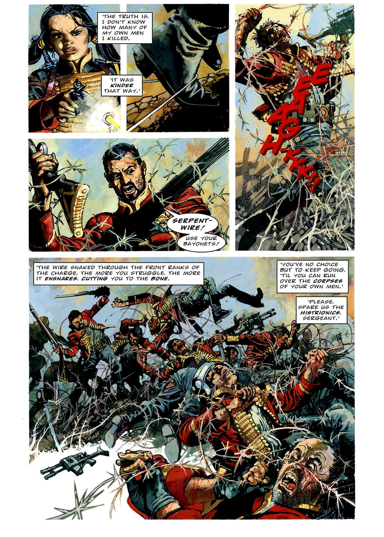 Read online Nikolai Dante comic -  Issue # TPB 4 - 69