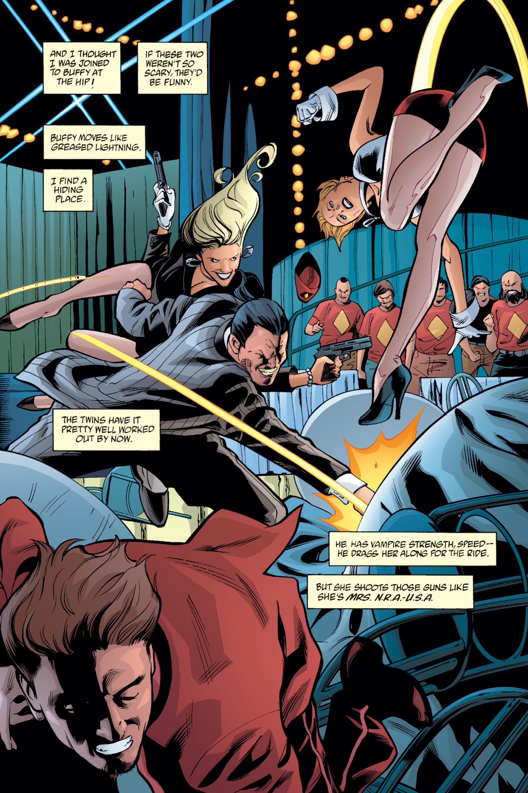 Read online Buffy the Vampire Slayer: Omnibus comic -  Issue # TPB 1 - 160