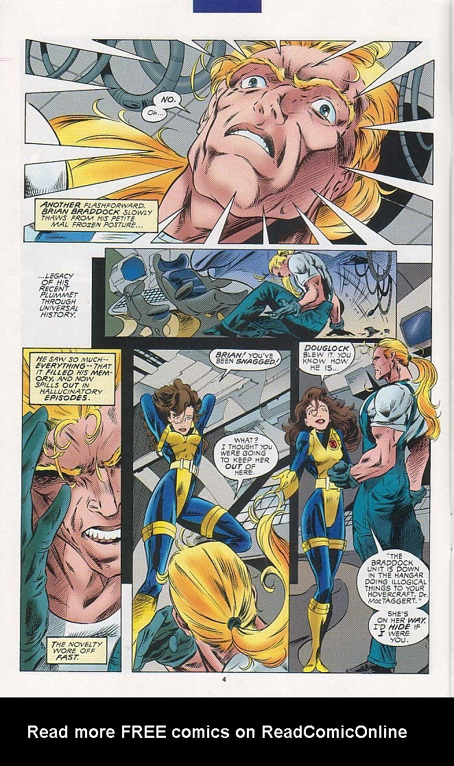 Excalibur (1988) issue 86 - Page 5