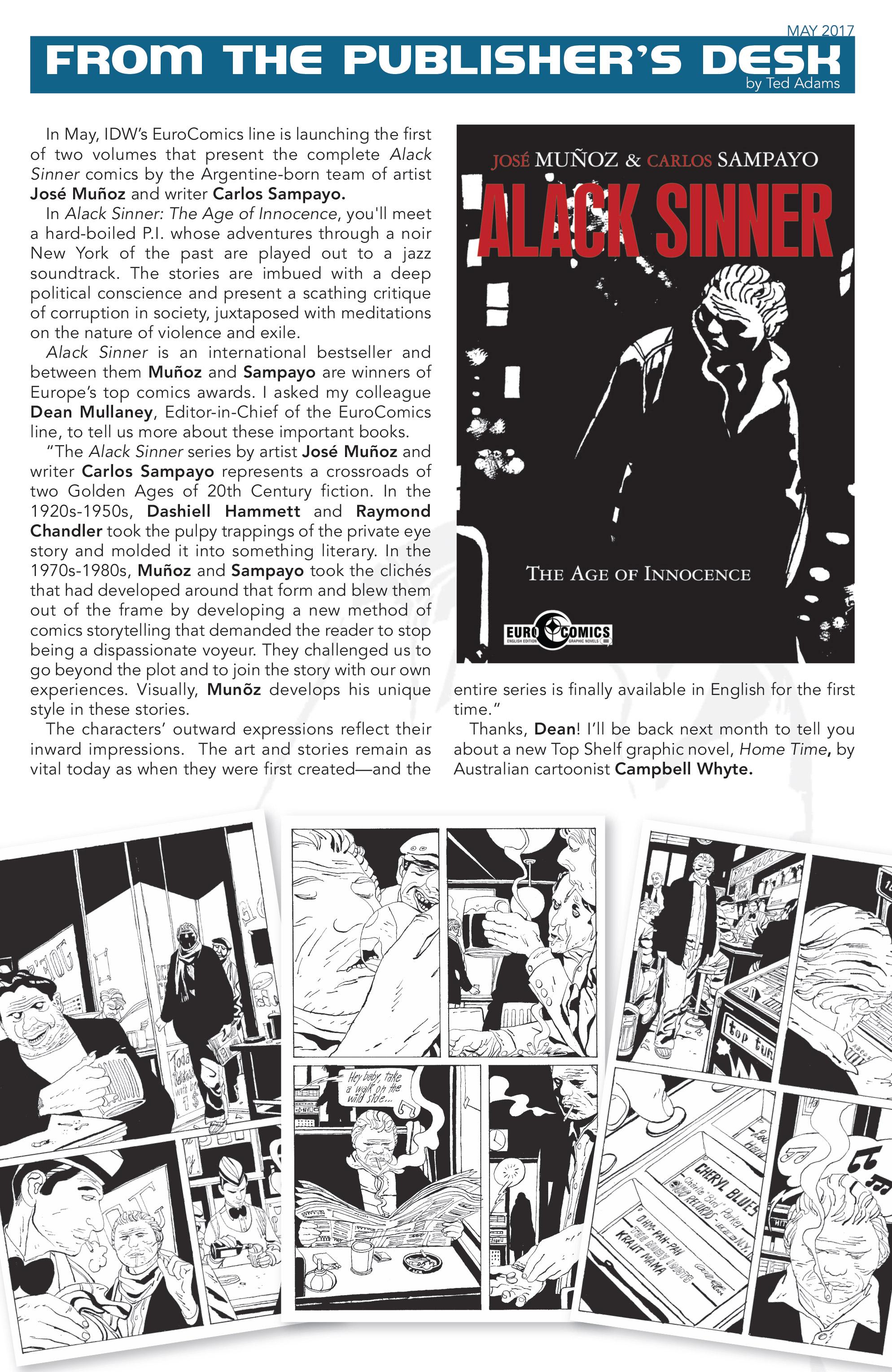 Read online Helena Crash comic -  Issue #3 - 24