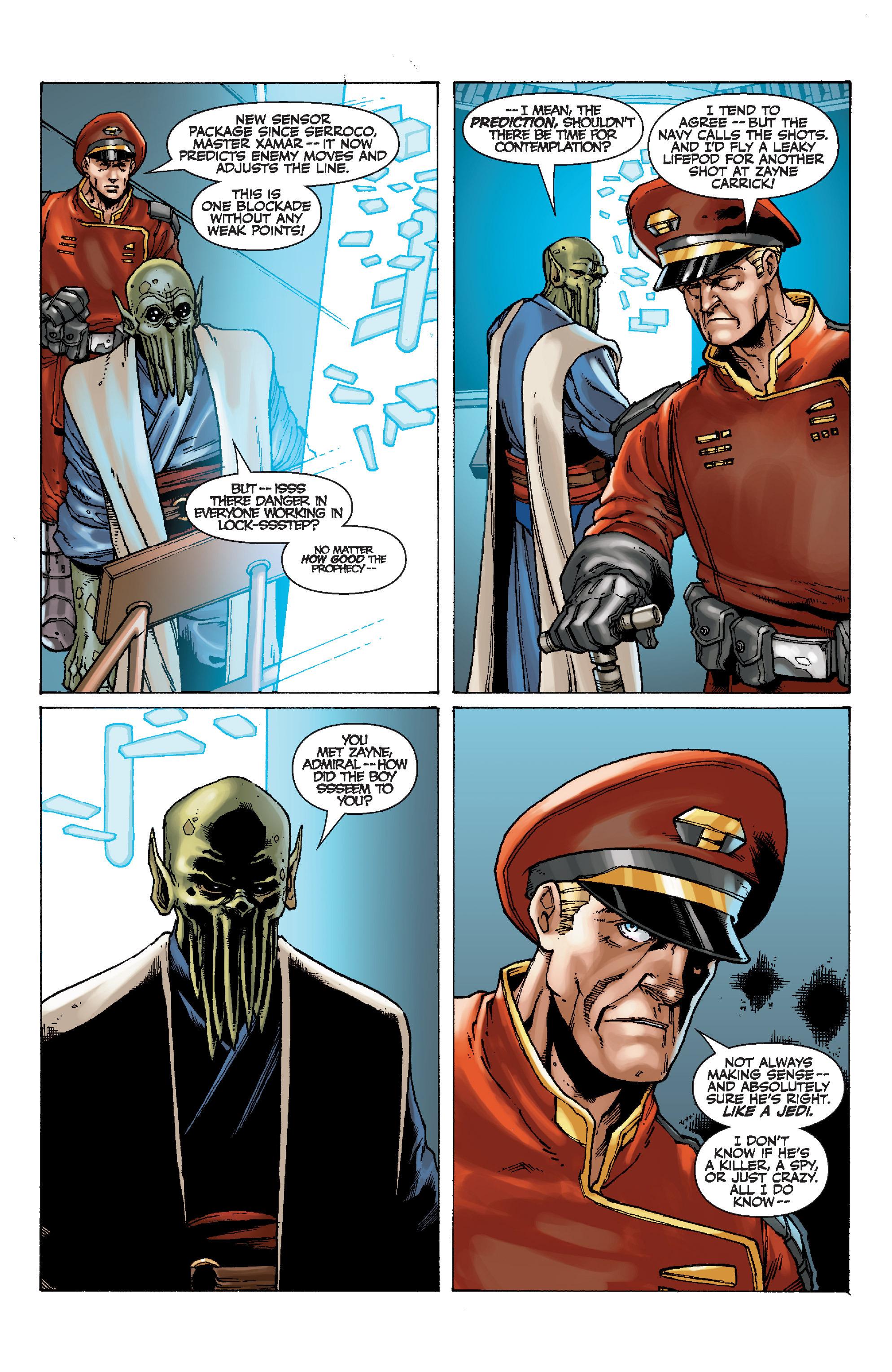Read online Star Wars Omnibus comic -  Issue # Vol. 32 - 287