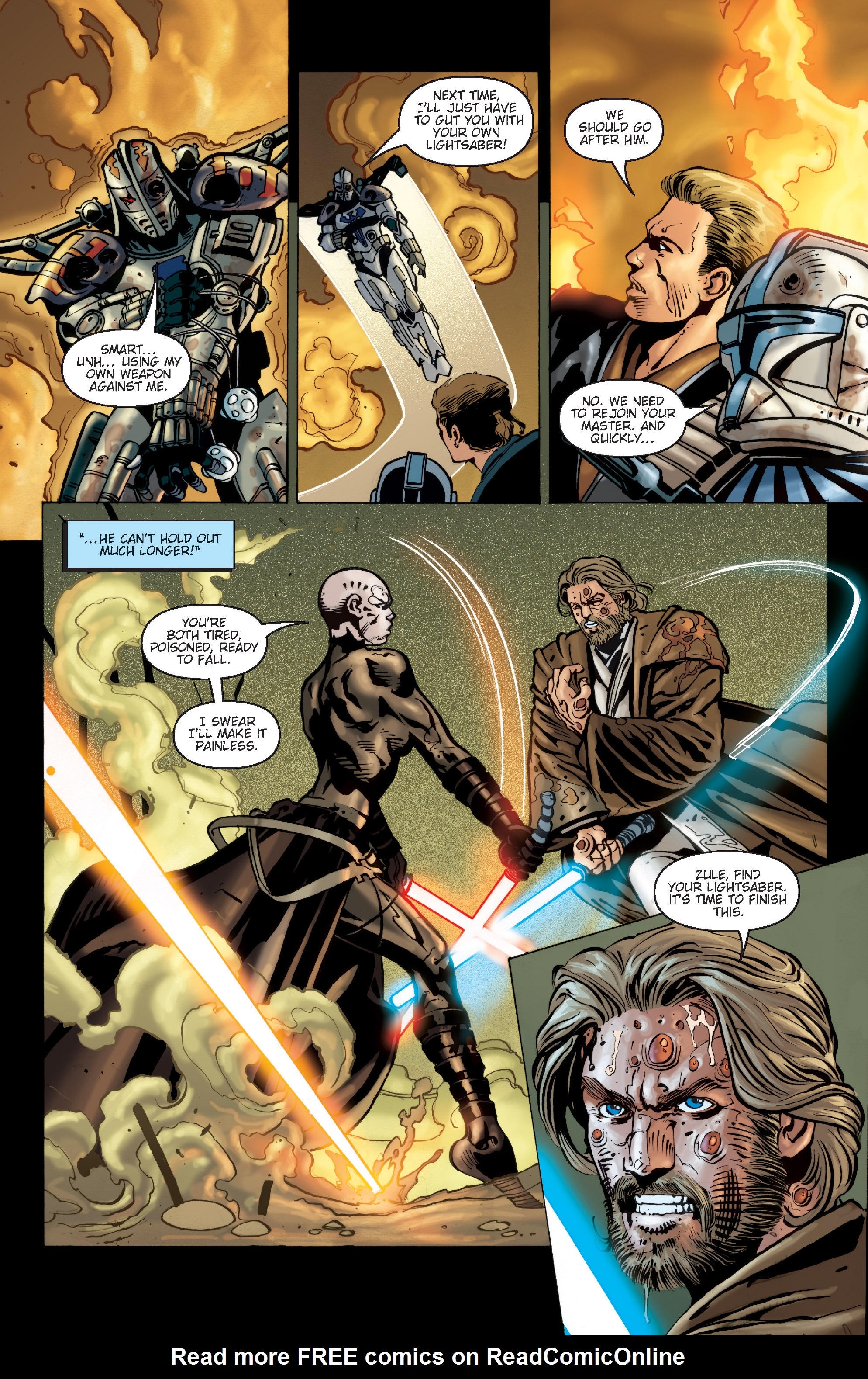 Read online Star Wars Omnibus comic -  Issue # Vol. 24 - 163