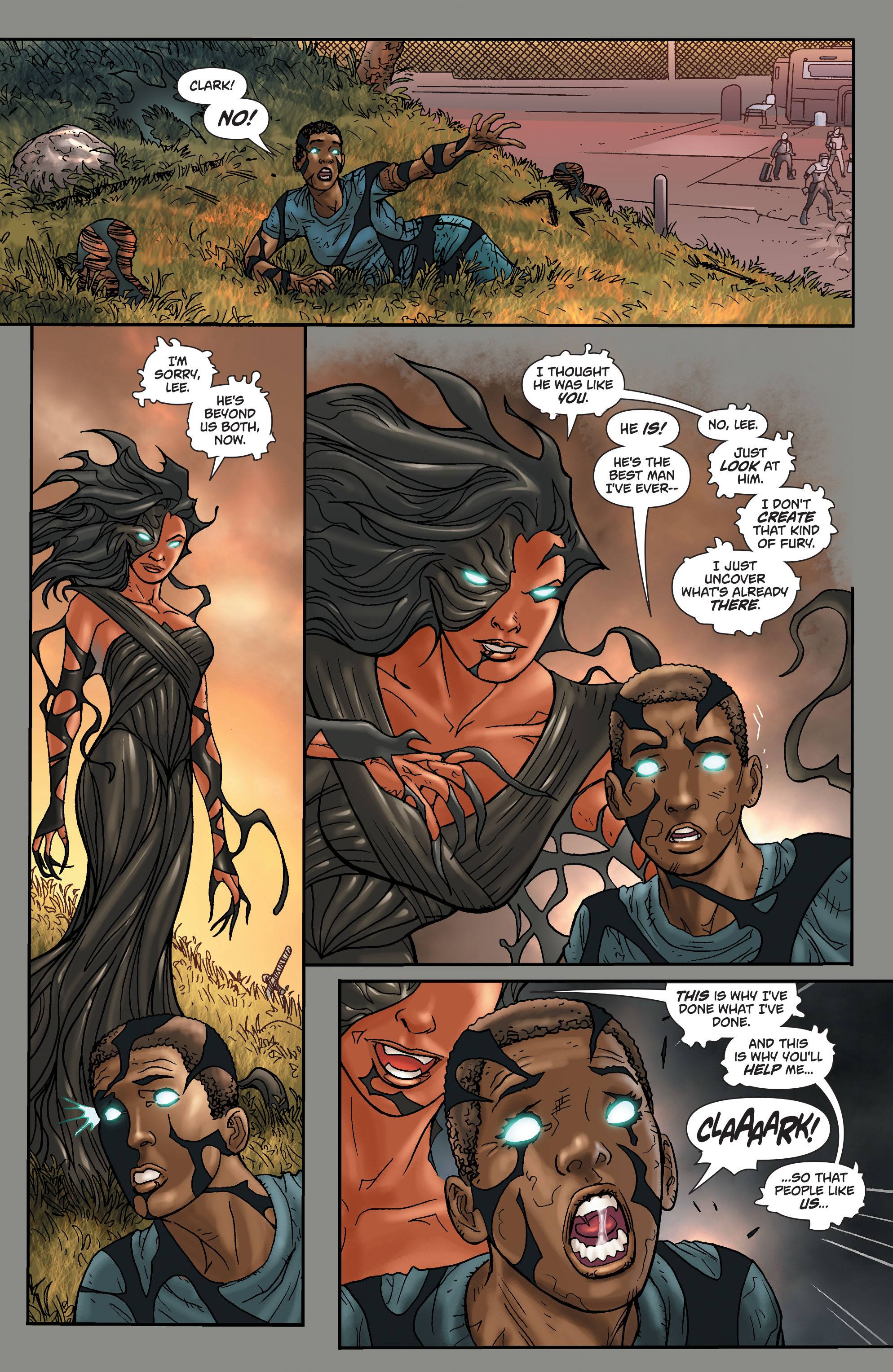 Read online Action Comics (2011) comic -  Issue #46 - 24