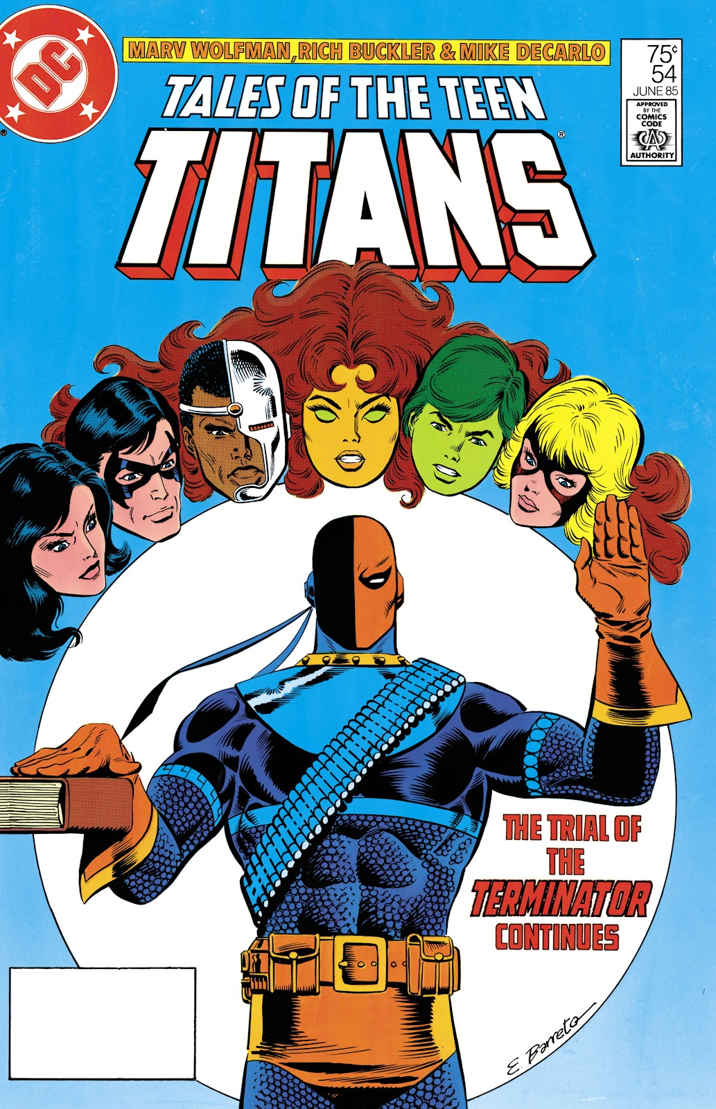 Tales of the Teen Titans 54 Page 1