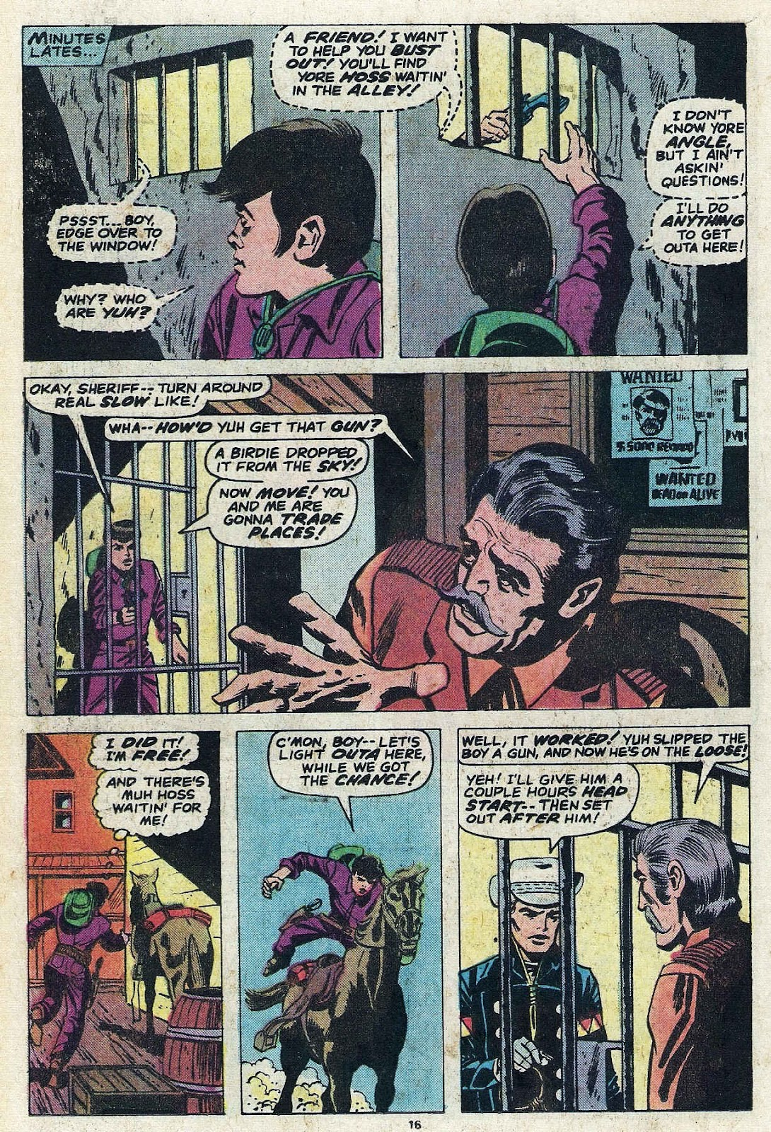 The Rawhide Kid (1955) issue 149 - Page 17