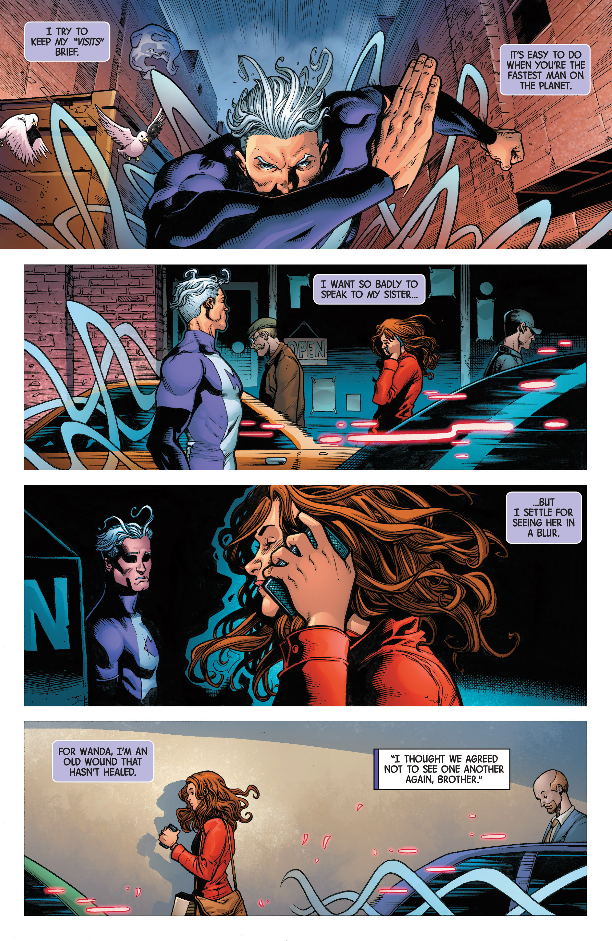 Read online Uncanny Avengers [II] comic -  Issue #7 - 3