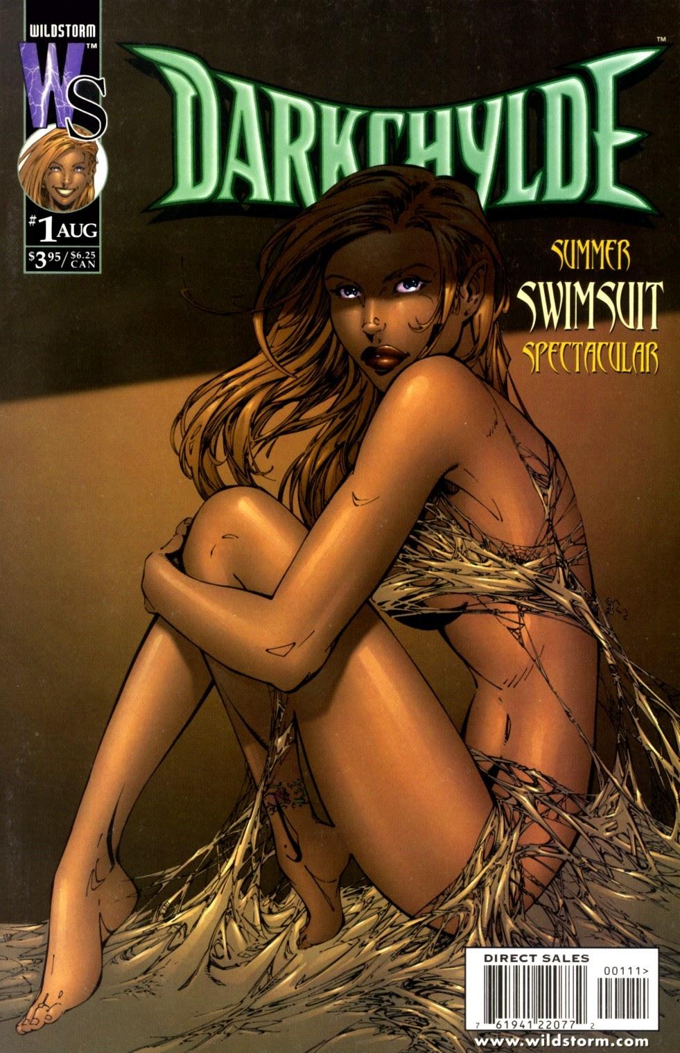 Read online Darkchylde Summer Swimsuit Spectacular comic -  Issue # Full - 1