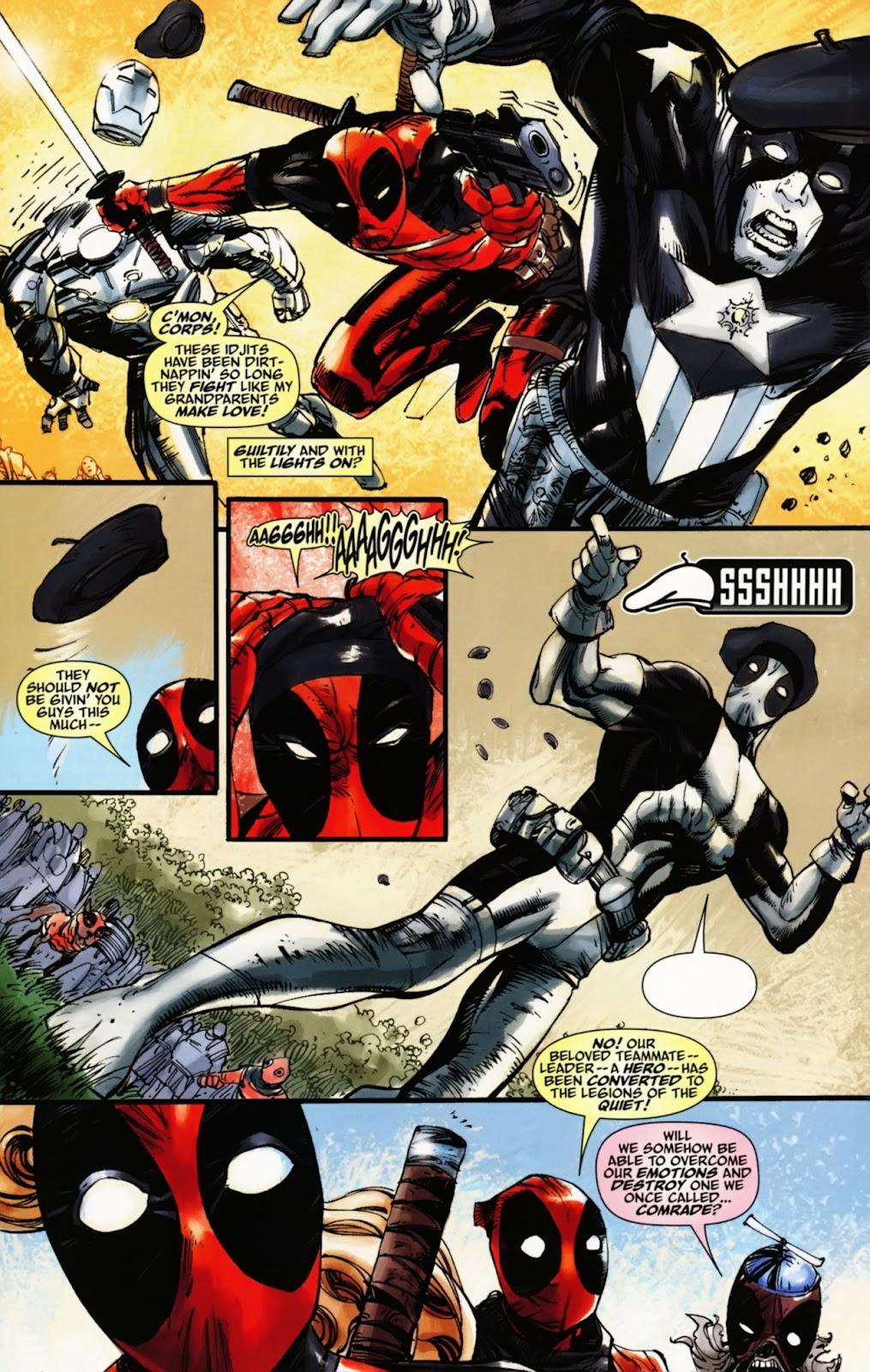 Read online Deadpool (2008) comic -  Issue #1000 - 39