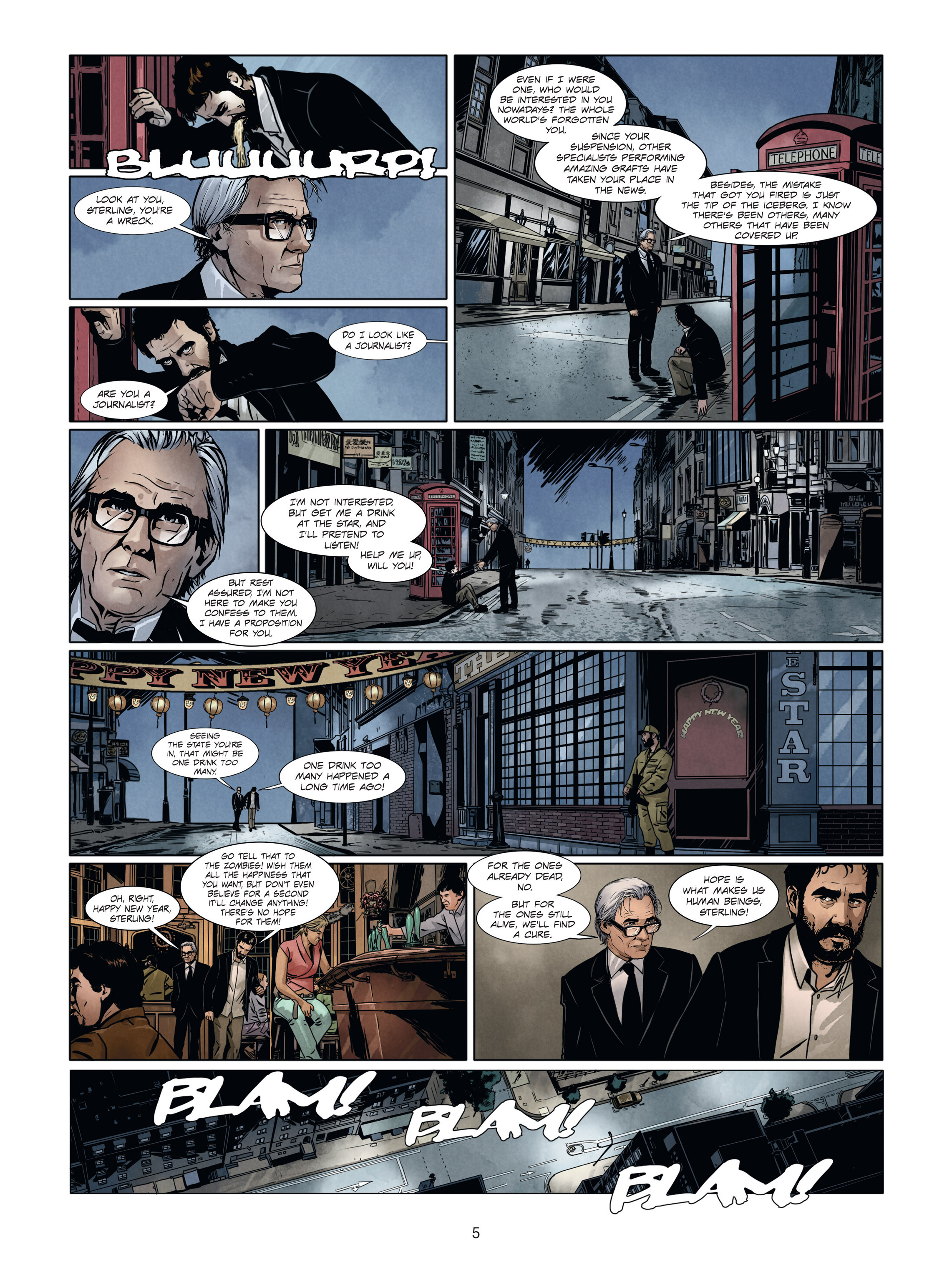 Read online Alice Matheson comic -  Issue #4 - 5