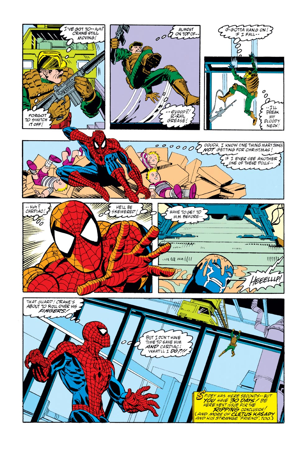 The Amazing Spider-Man (1963) 359 Page 22