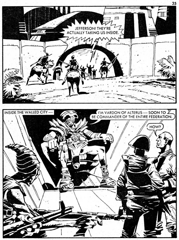 Starblazer issue 71 - Page 35