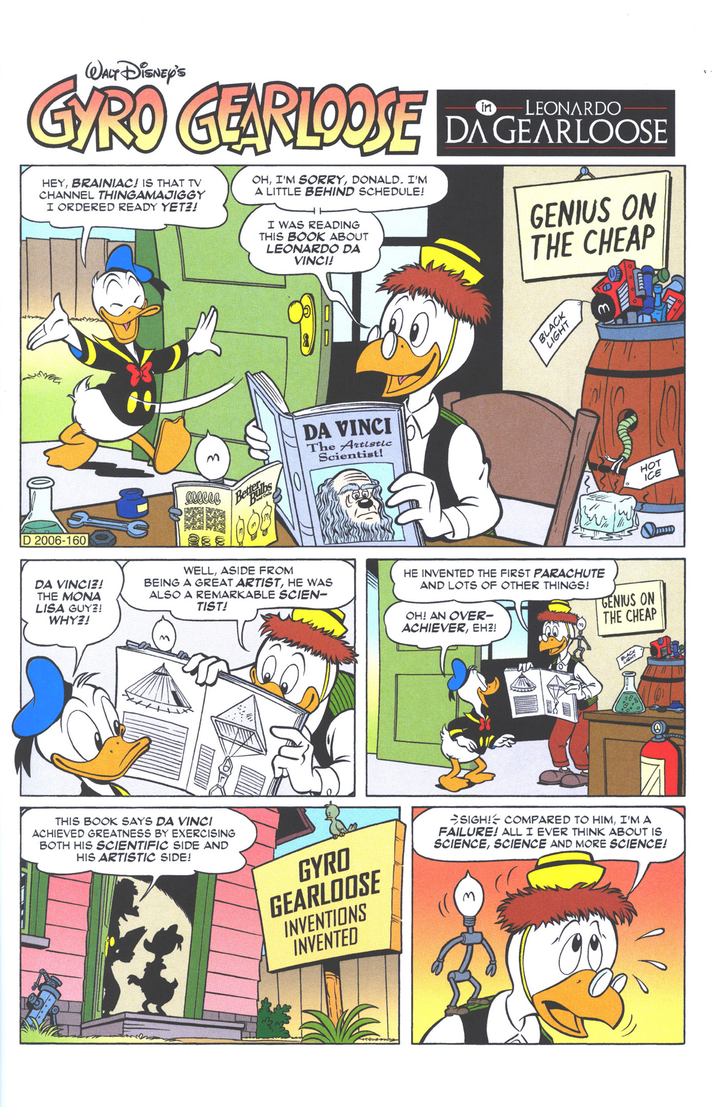 Read online Uncle Scrooge (1953) comic -  Issue #378 - 33