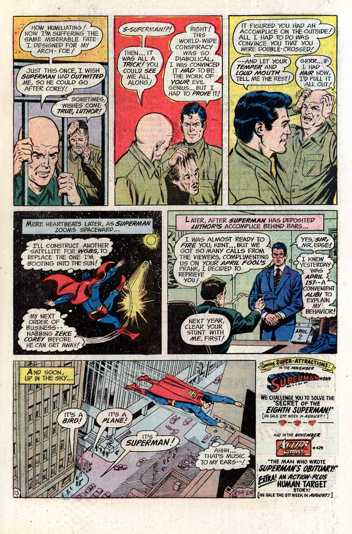 Read online Action Comics (1938) comic -  Issue #428 - 19