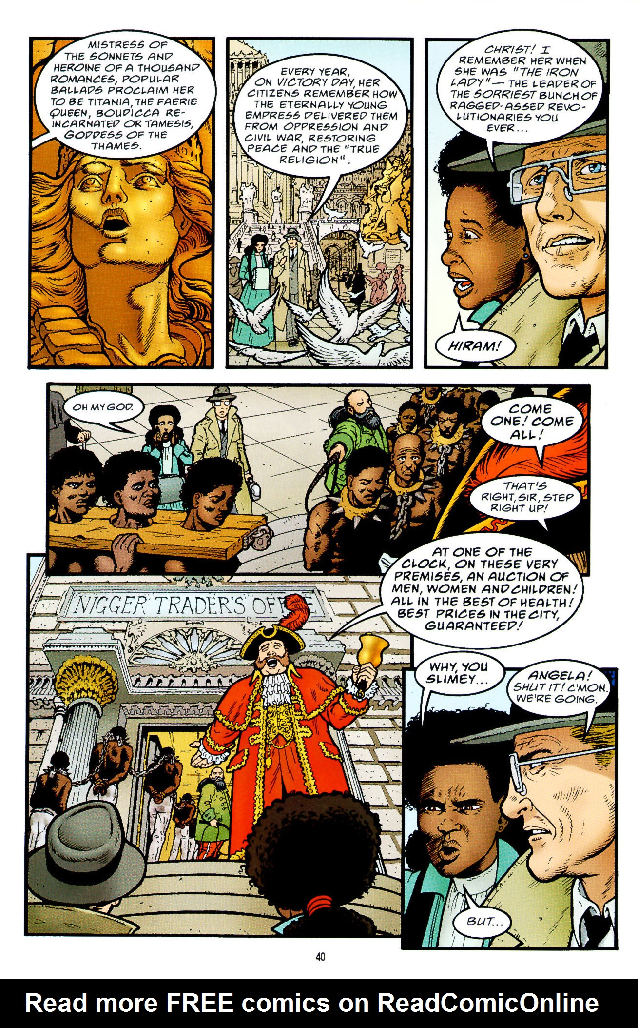 Read online Heart of Empire comic -  Issue #2 - 8