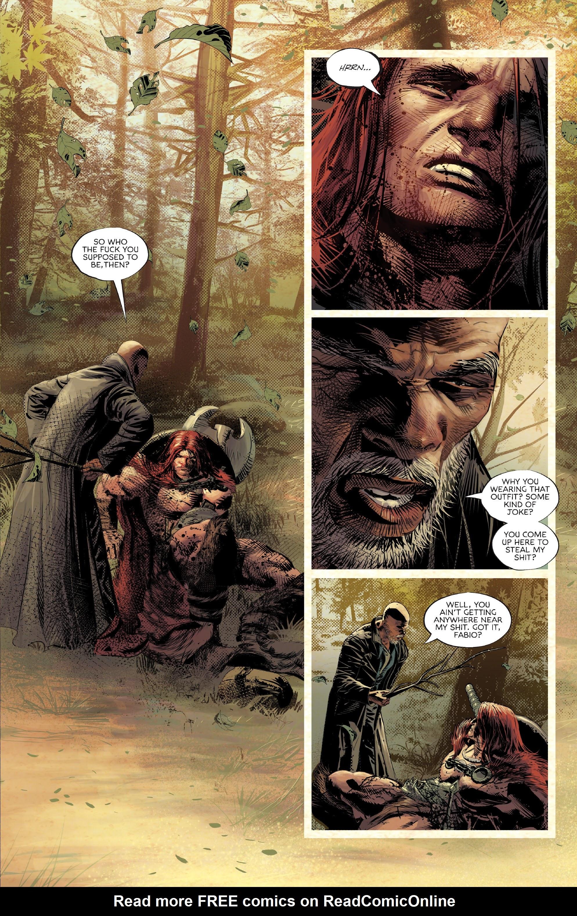 Berserker Unbound #1 #1 - English 28
