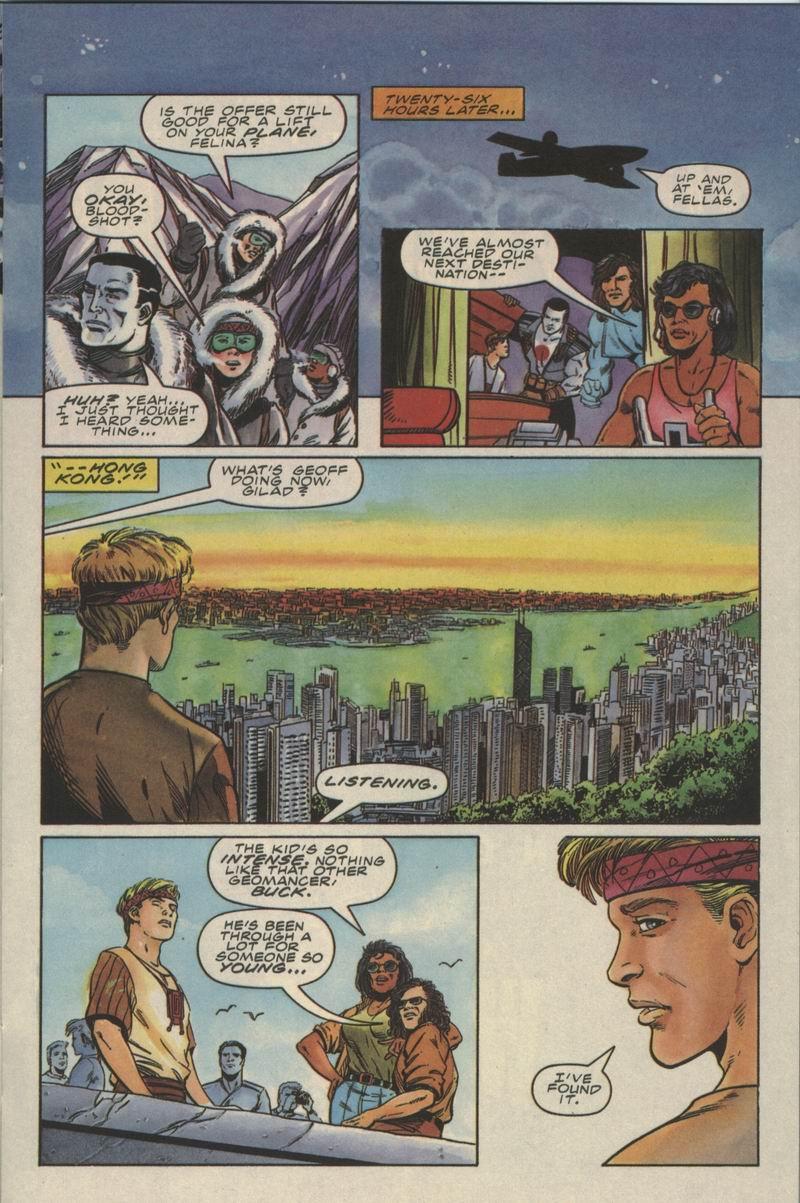 Read online Secret Weapons comic -  Issue #9 - 13