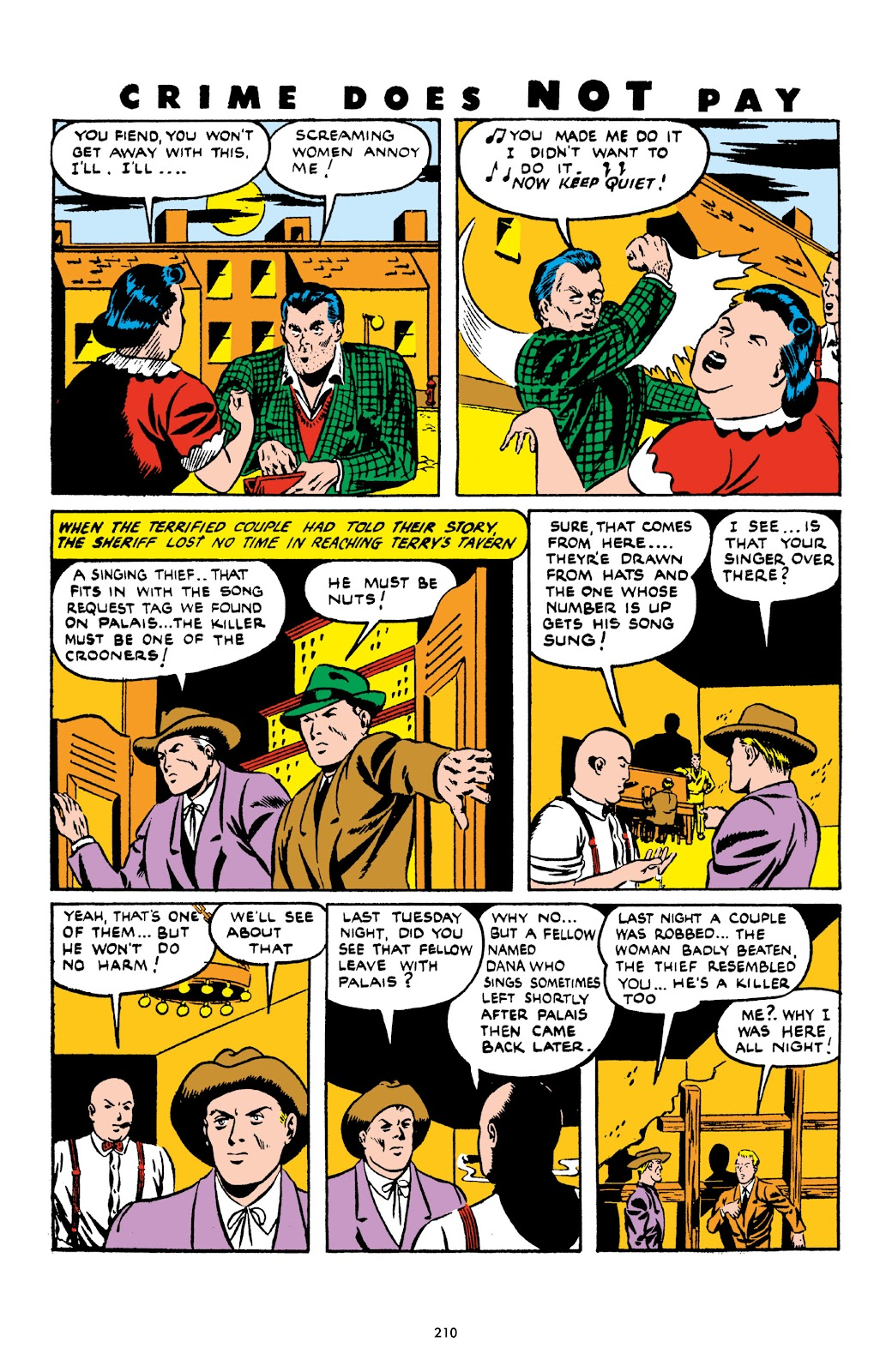 Read online Crime Does Not Pay Archives comic -  Issue # TPB 4 (Part 3) - 10