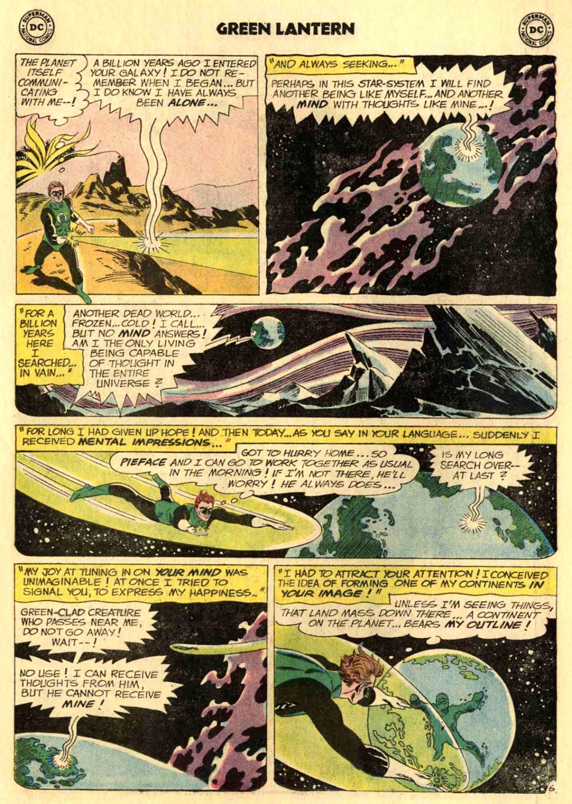 Green Lantern (1960) Issue #24 #27 - English 27