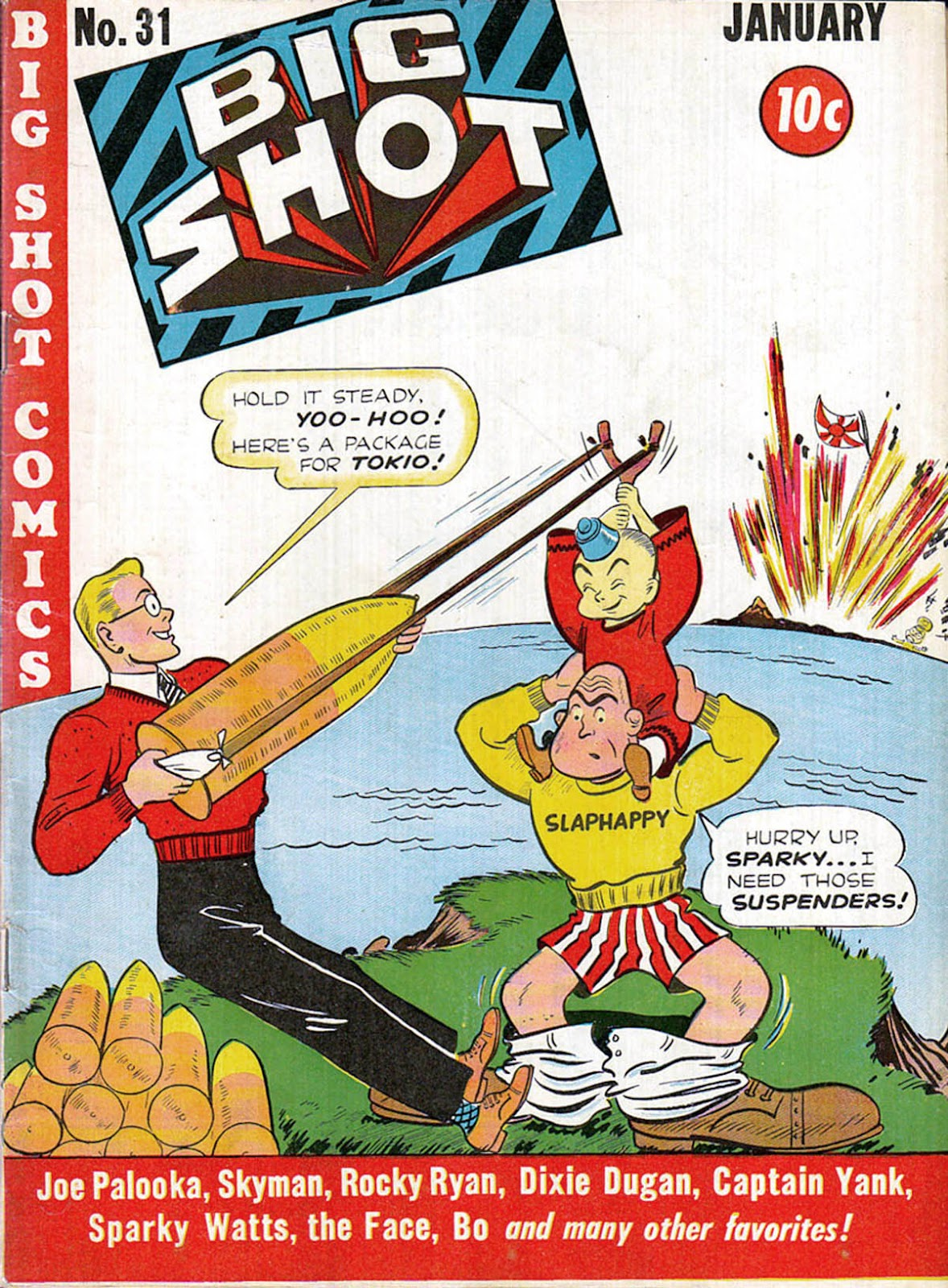 Big Shot issue 31 - Page 1