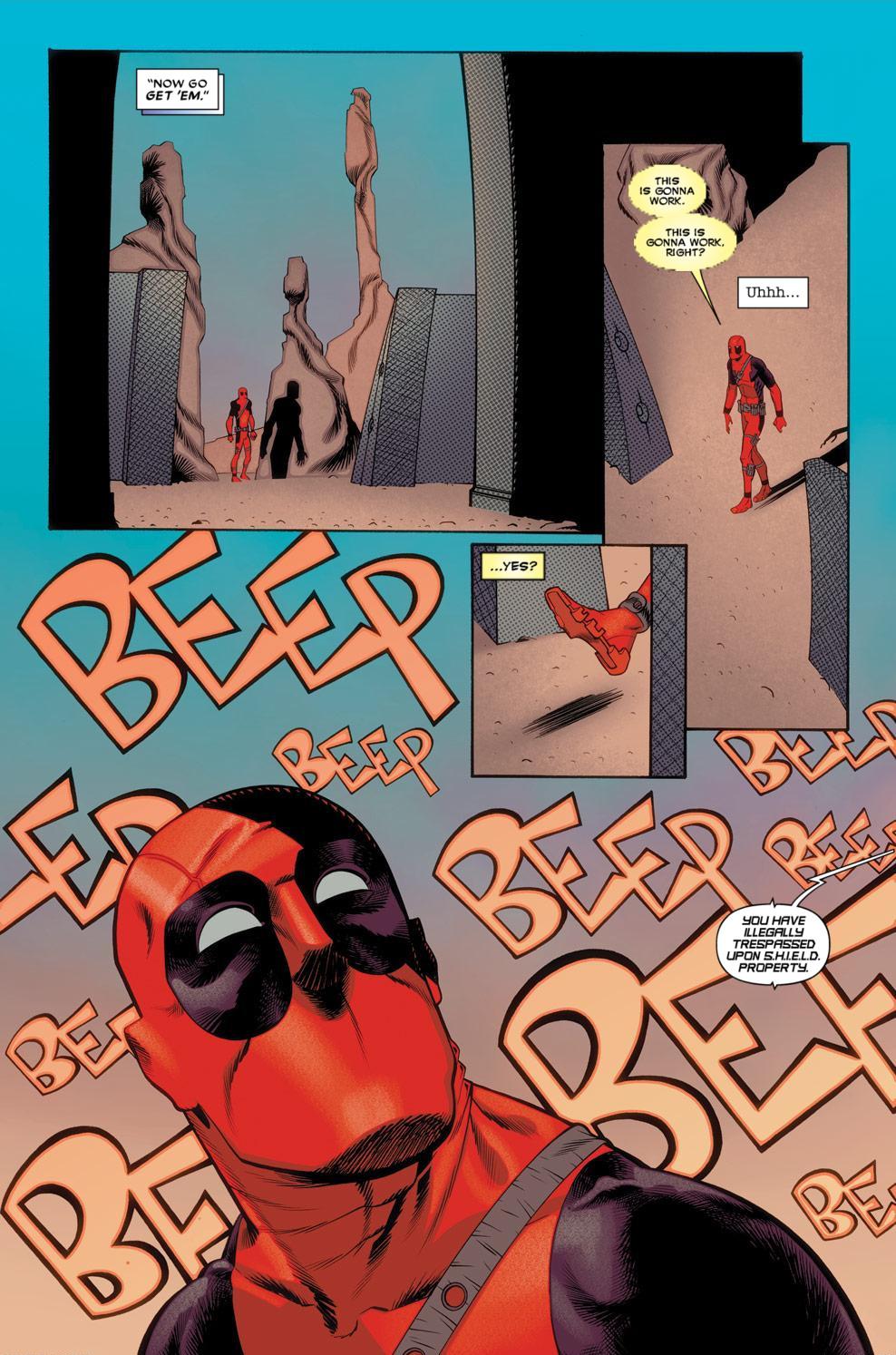 Read online Deadpool (2008) comic -  Issue #56 - 10