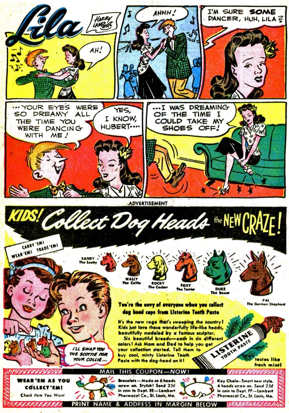 Read online Wonder Woman (1942) comic -  Issue #35 - 16