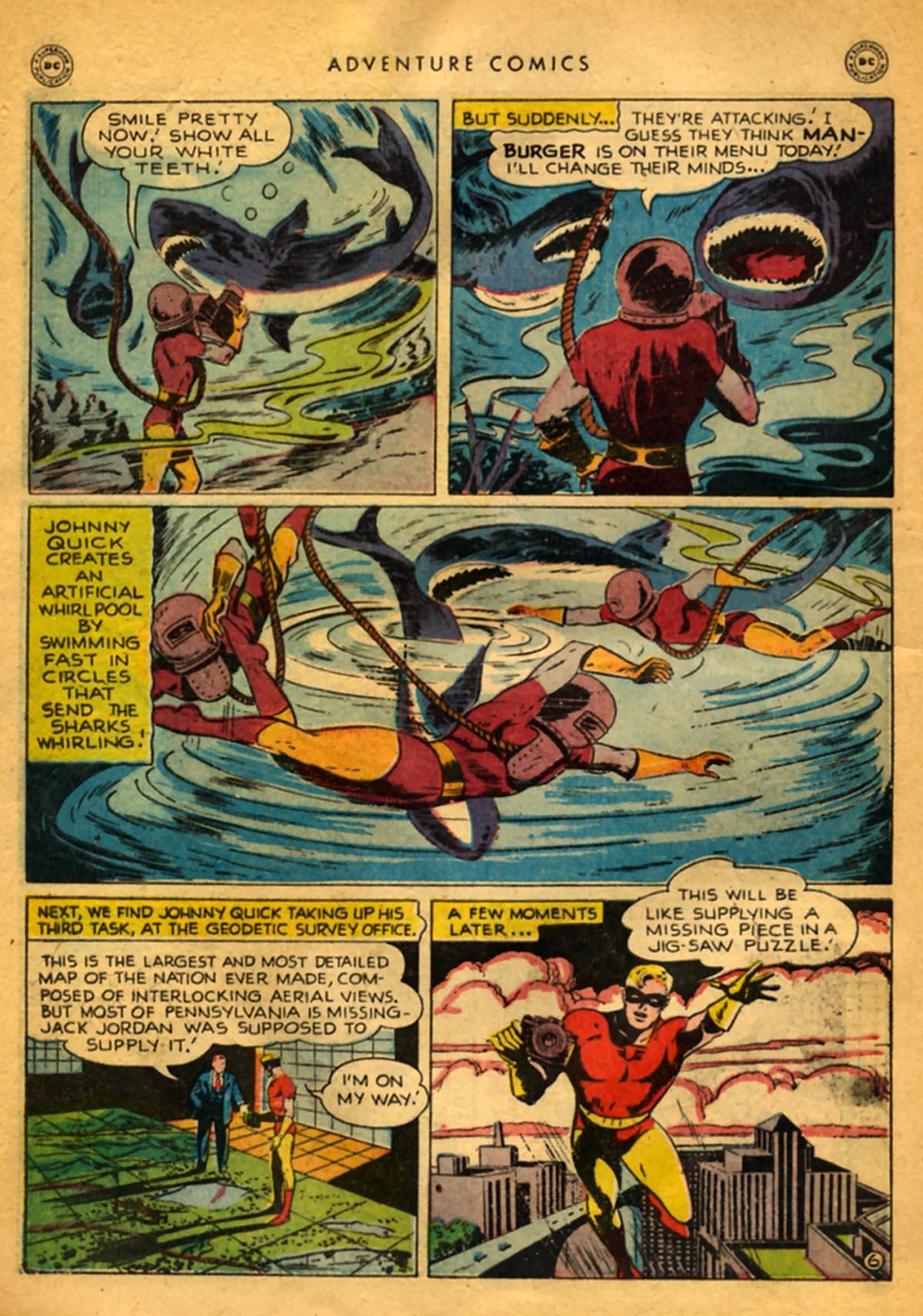 Read online Adventure Comics (1938) comic -  Issue #141 - 46