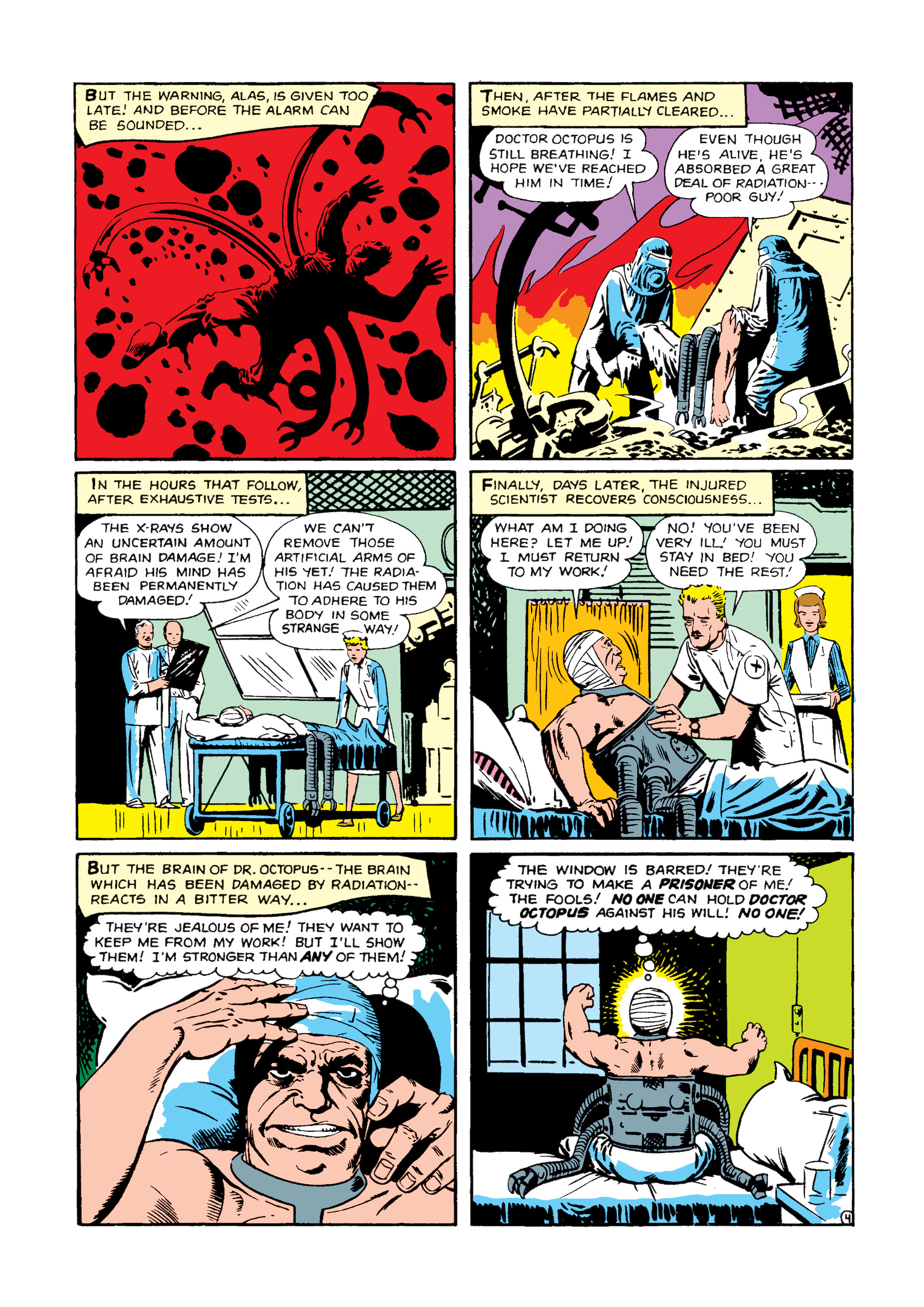 The Amazing Spider-Man (1963) 3 Page 4