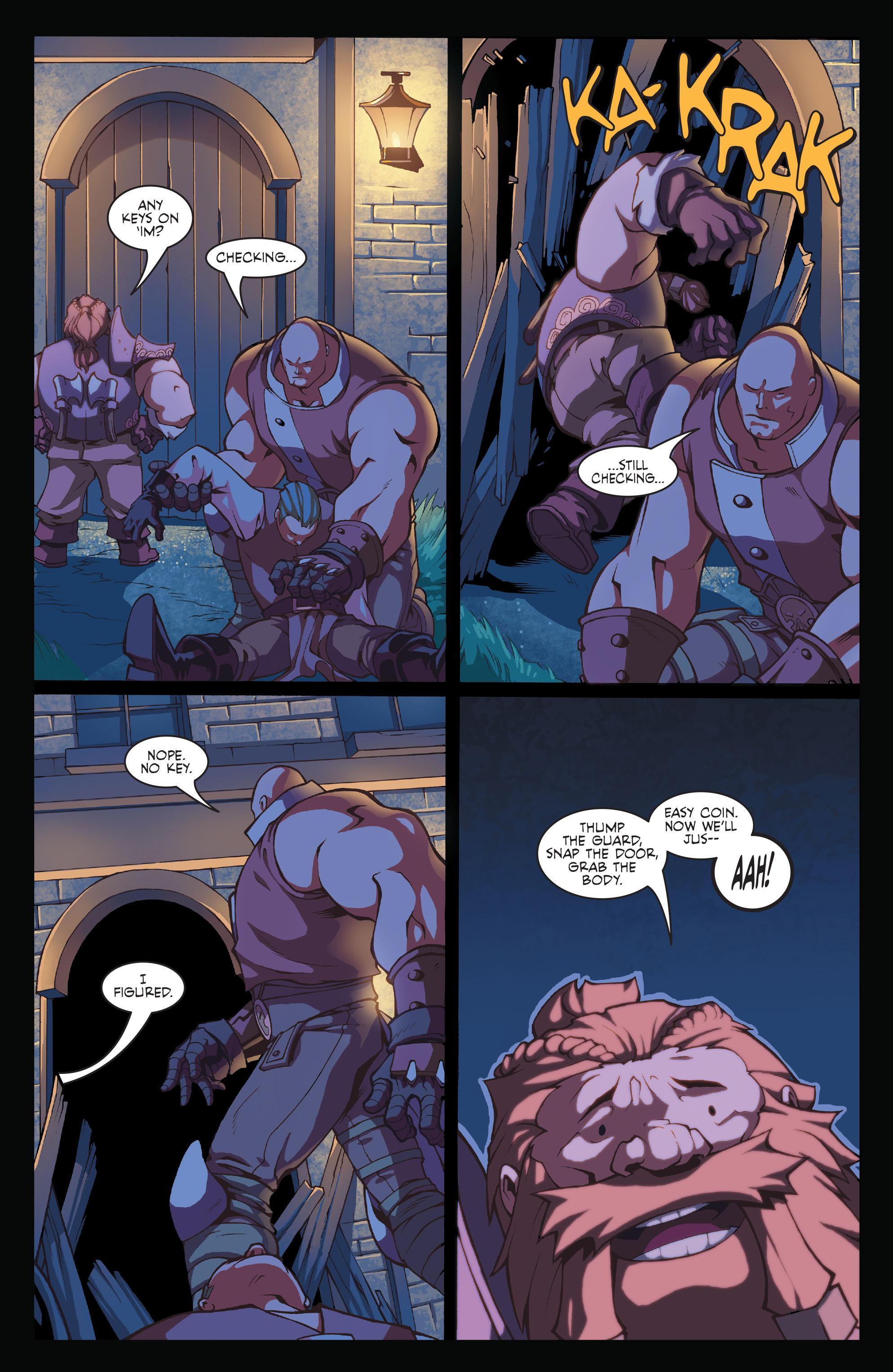 Read online Skullkickers comic -  Issue #1 - 23