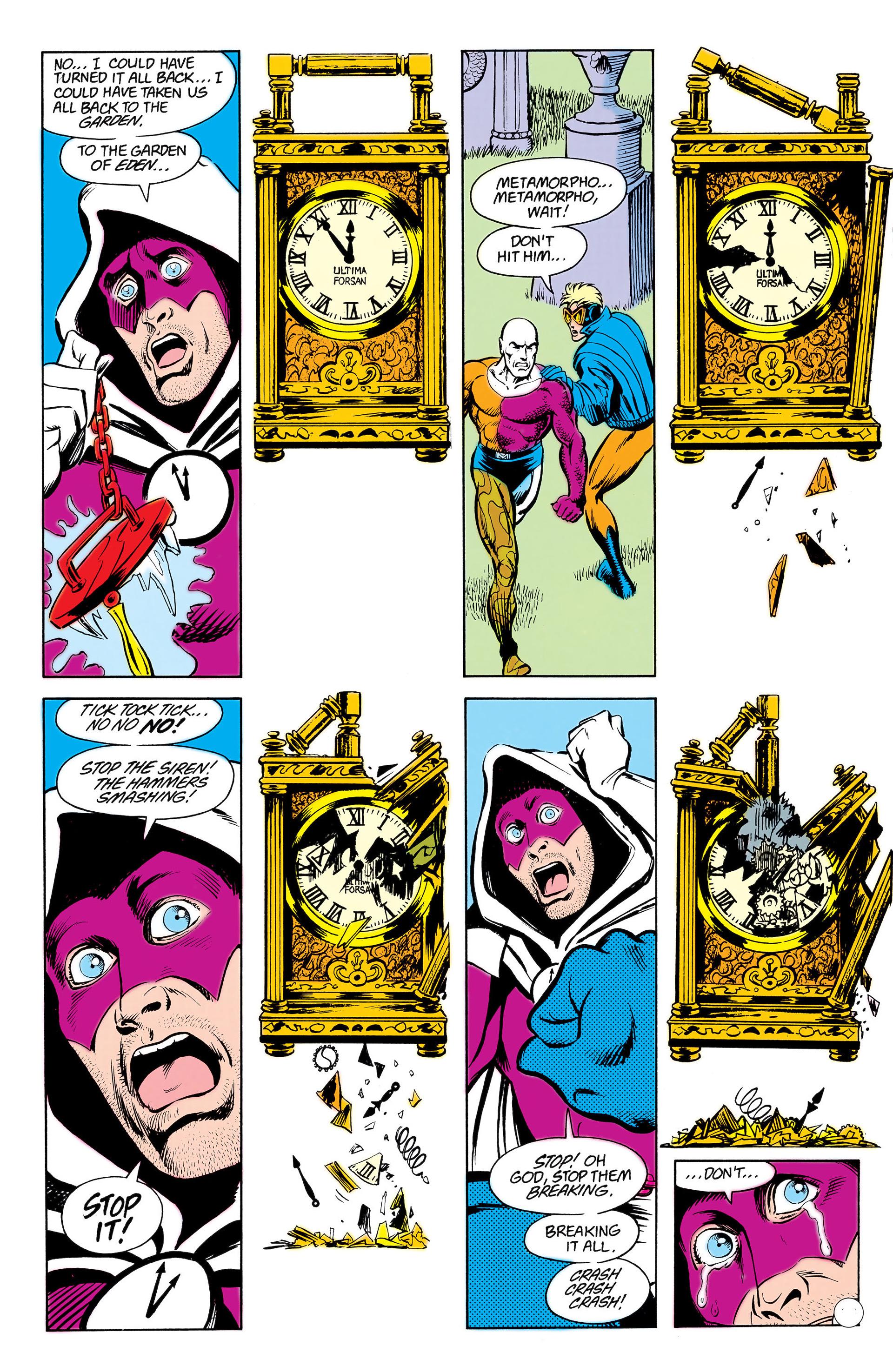 Read online Animal Man (1988) comic -  Issue #16 - 23