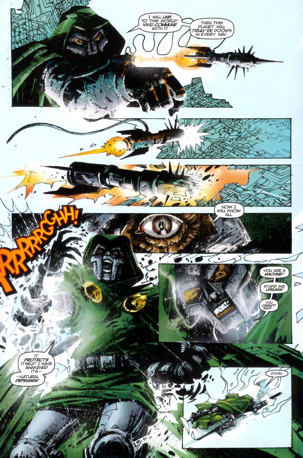 Read online Doom: The Emperor Returns comic -  Issue #2 - 11