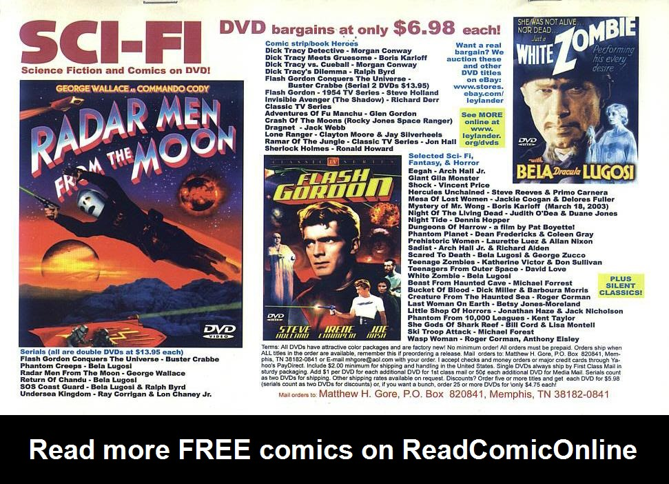 Read online Men of Mystery Comics comic -  Issue #41 - 53