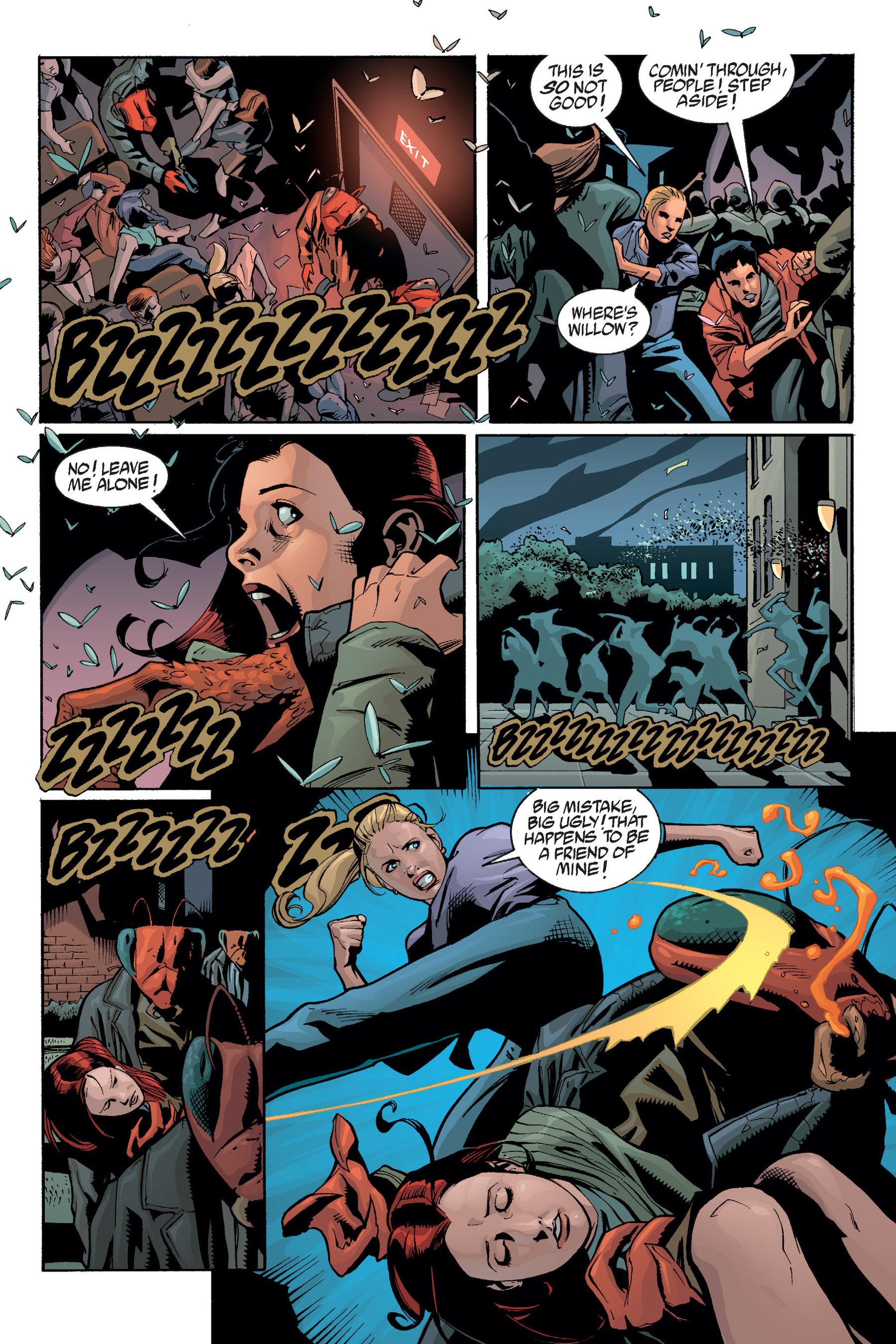 Read online Buffy the Vampire Slayer: Omnibus comic -  Issue # TPB 5 - 105