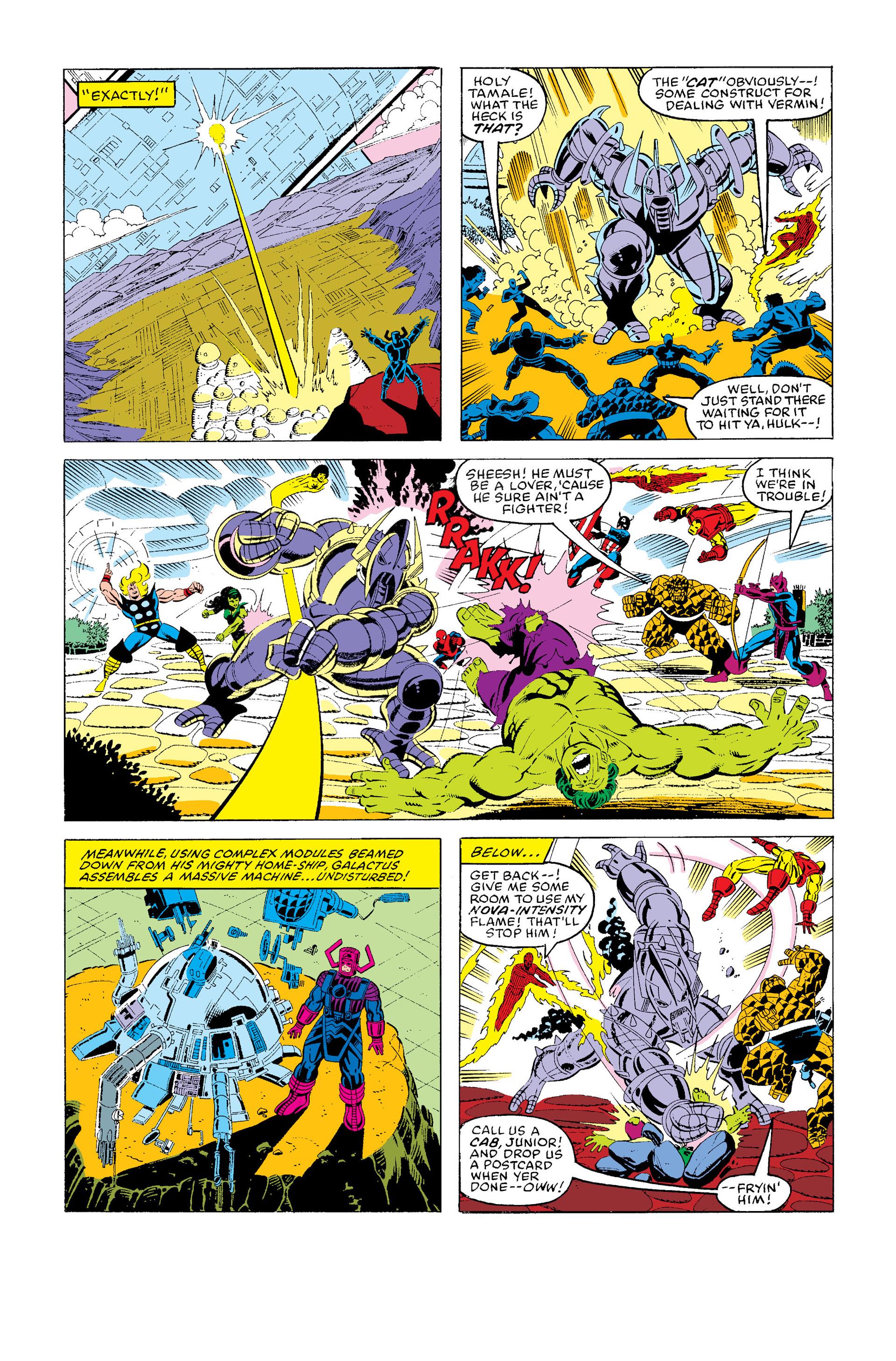 Read online Secret Wars (1985) comic -  Issue #5 - 16