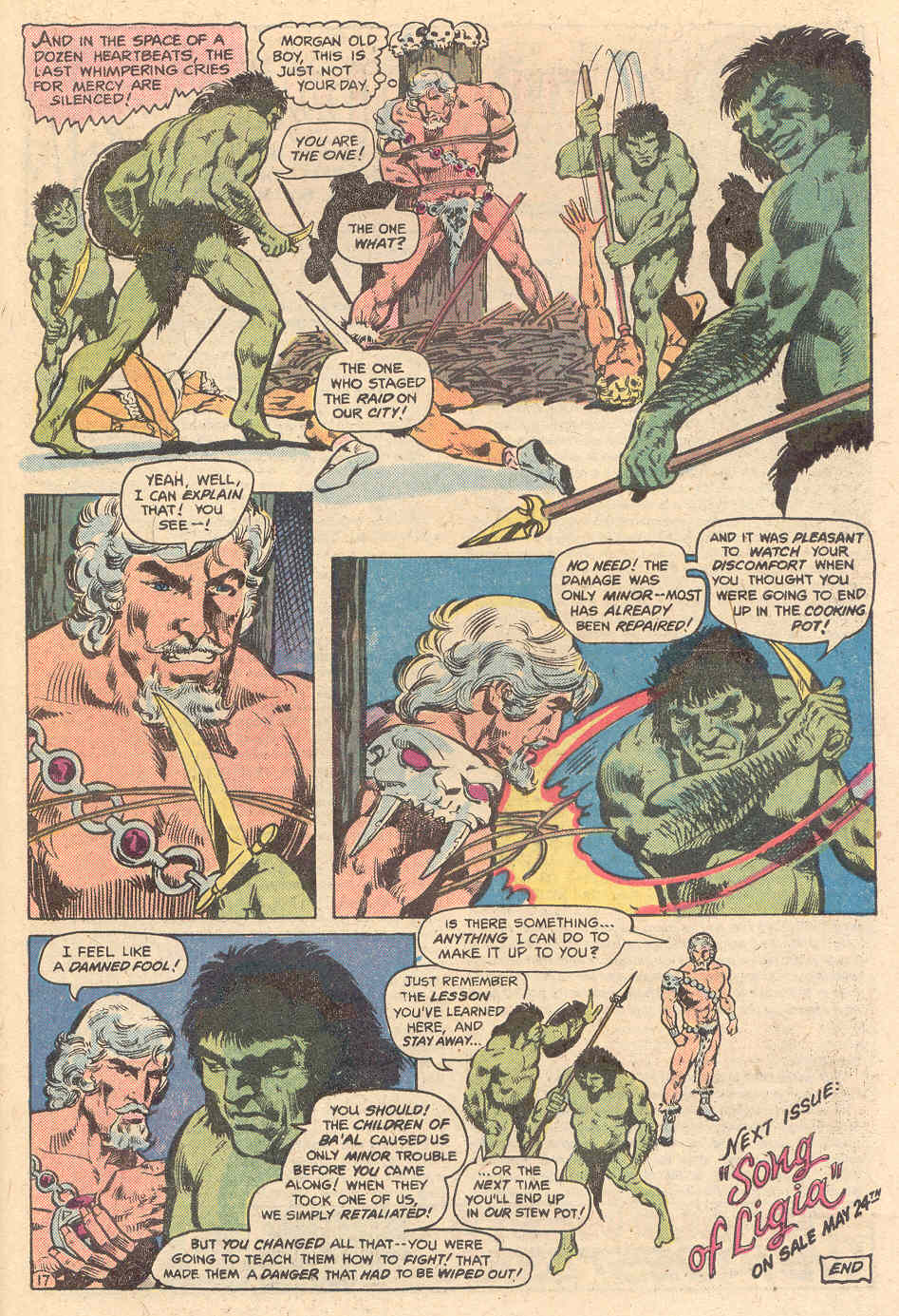 Warlord (1976) issue 23 - Page 18