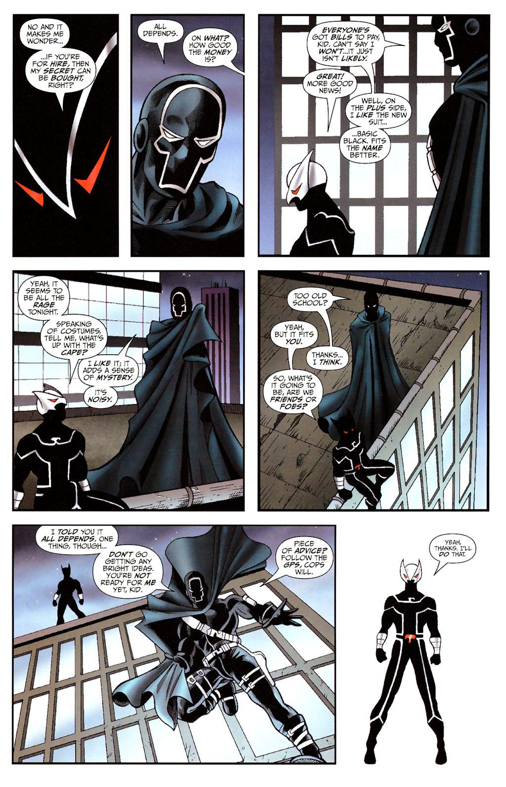 Read online ShadowHawk (2005) comic -  Issue #14 - 10