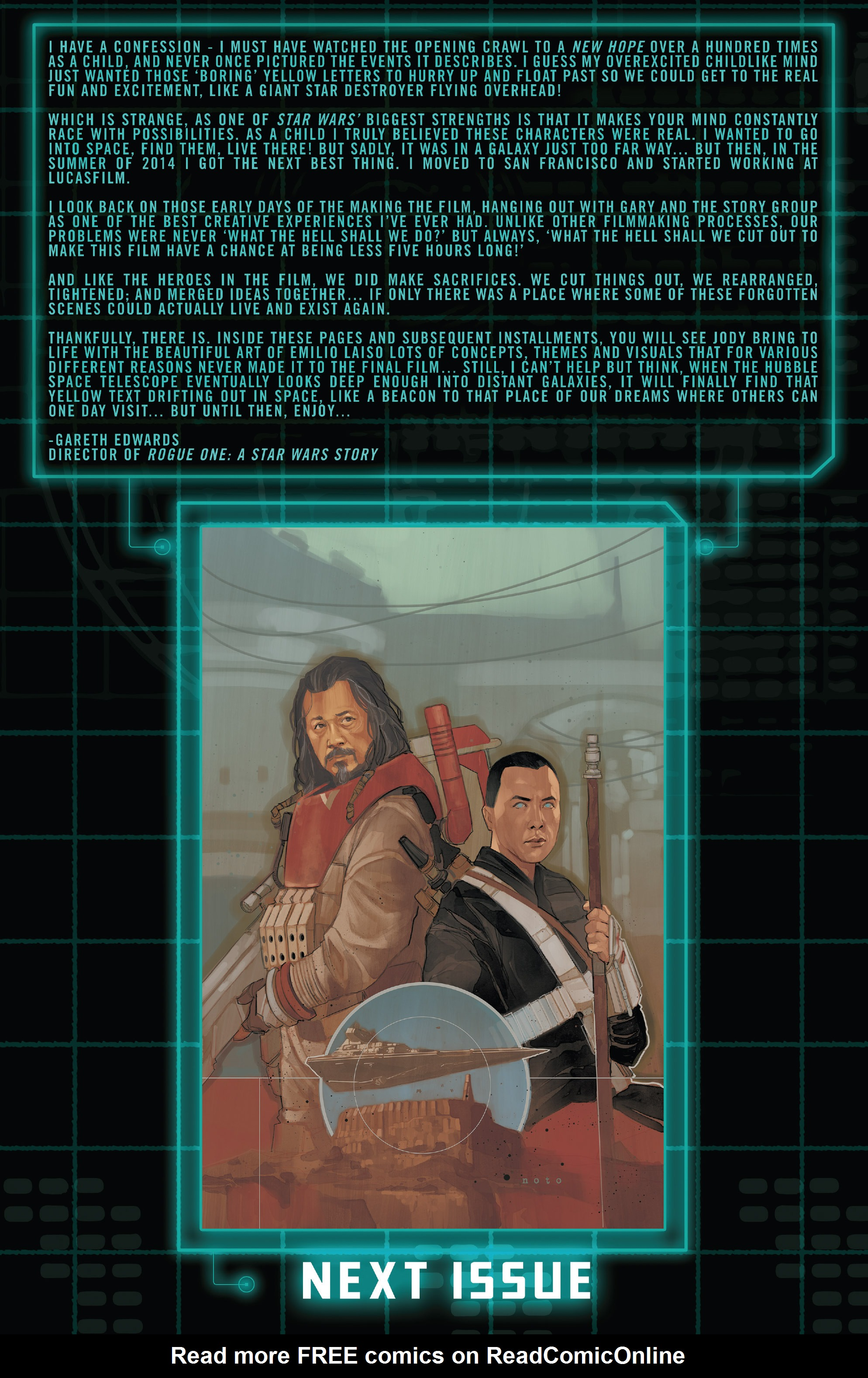 Read online Star Wars: Rogue One Adaptation comic -  Issue #1 - 33